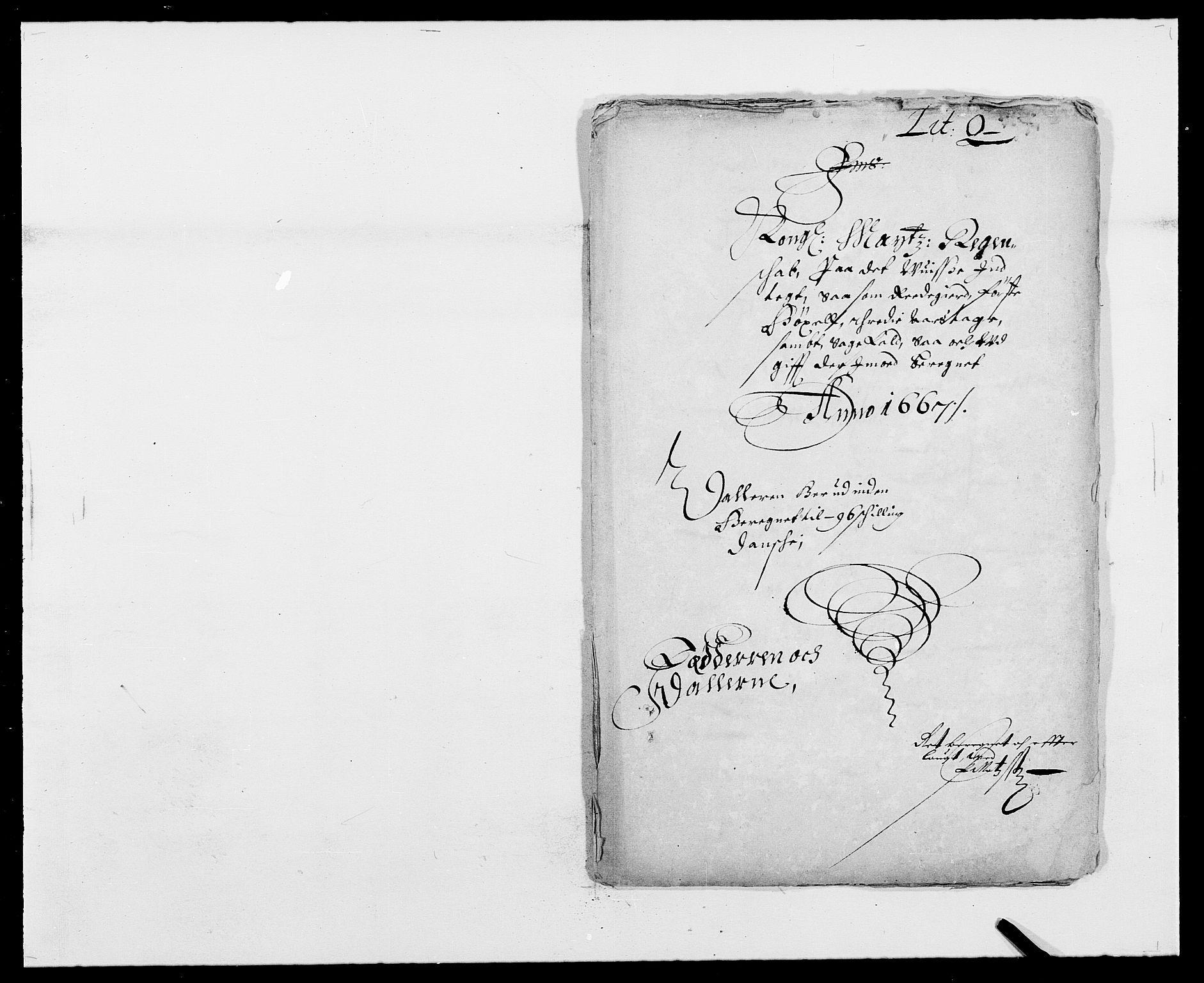 RA, Rentekammeret inntil 1814, Reviderte regnskaper, Fogderegnskap, R46/L2710: Fogderegnskap Jæren og Dalane, 1667, s. 177