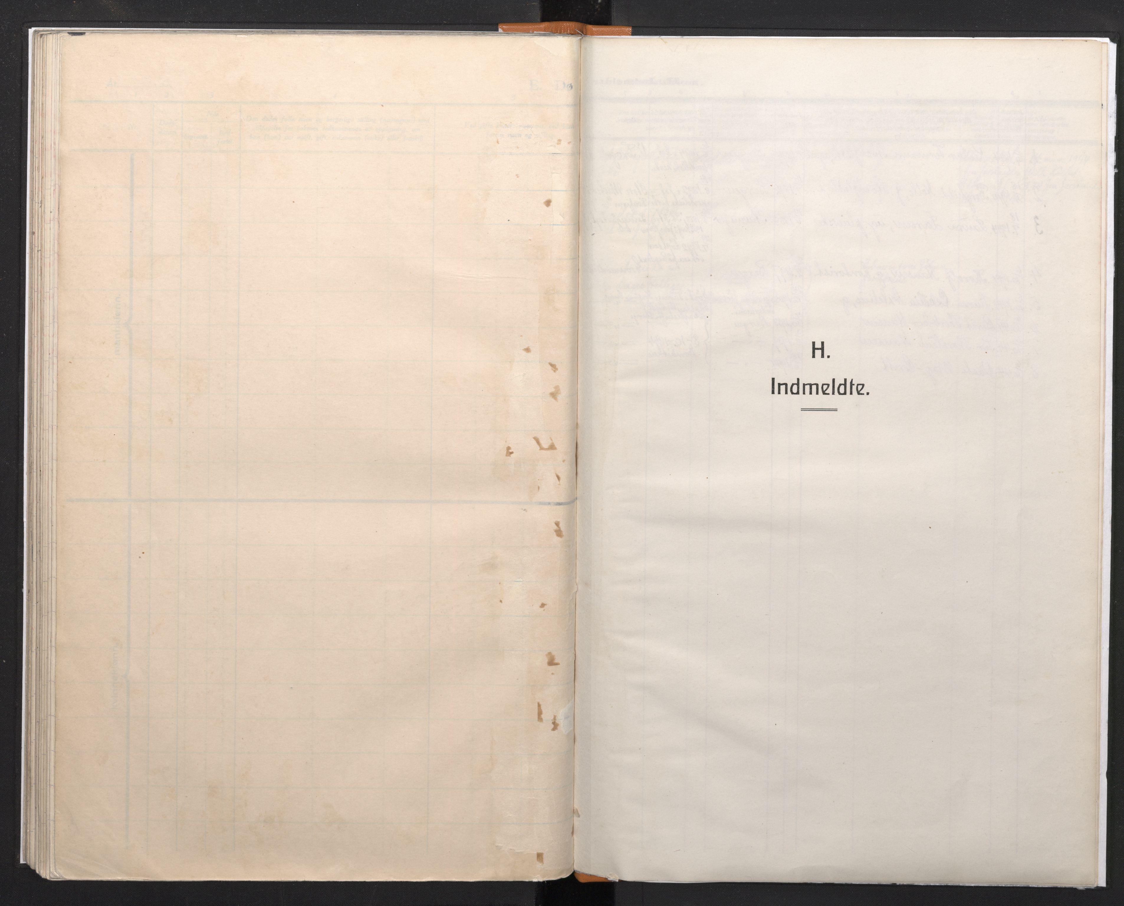 SAB, Domkirken Sokneprestembete, H/Haa/L0017: Ministerialbok nr. A 16, 1944-1945