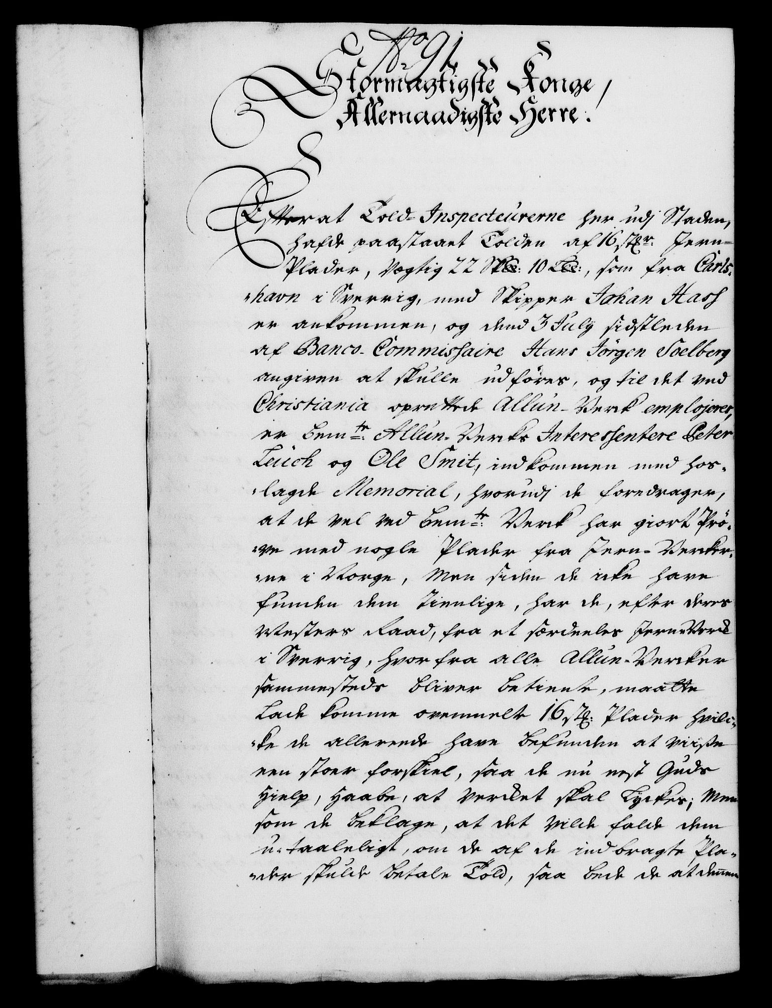 RA, Rentekammeret, Kammerkanselliet, G/Gf/Gfa/L0021: Norsk relasjons- og resolusjonsprotokoll (merket RK 52.21), 1738, s. 500