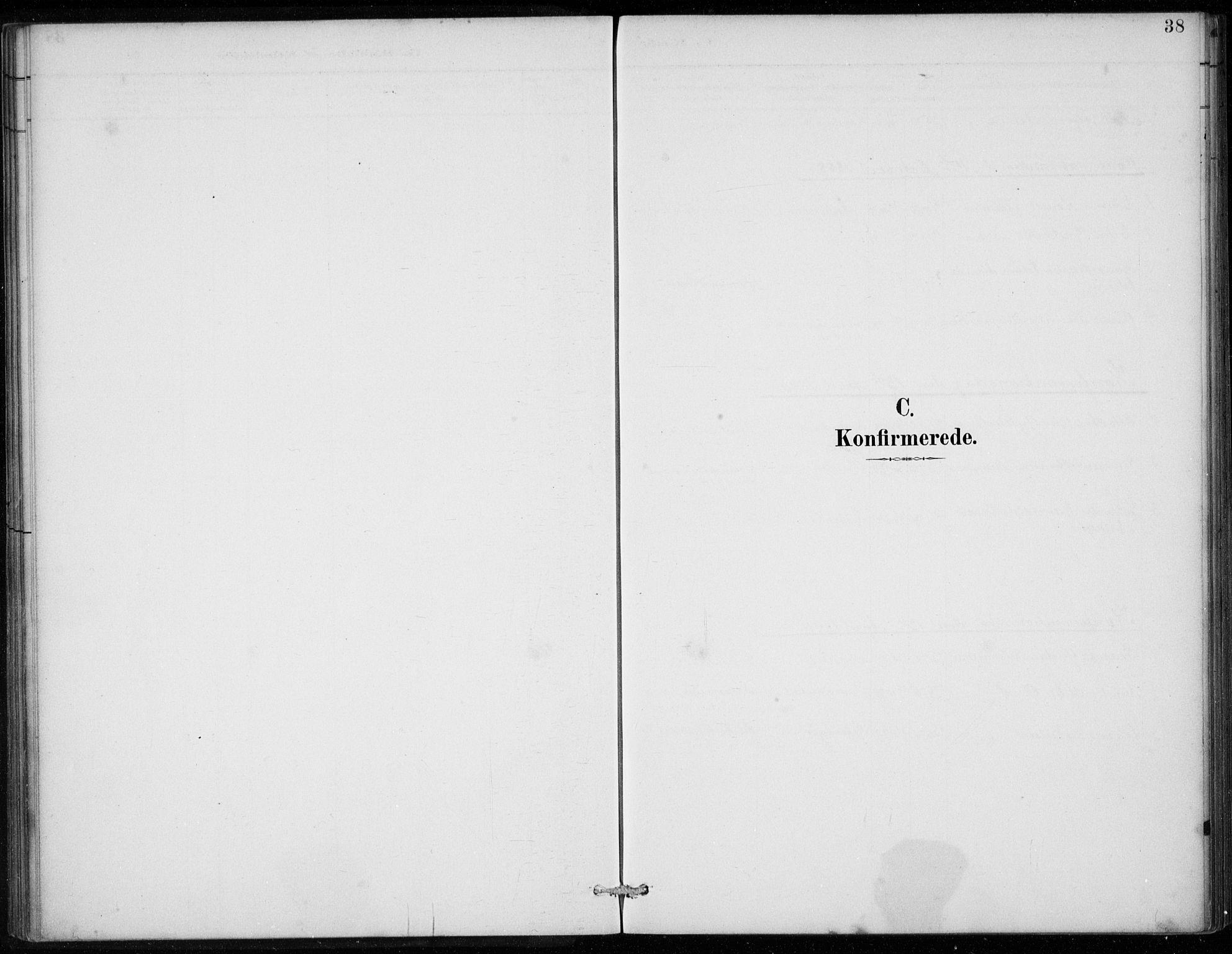 SAB, Den Norske Sjømannsmisjon i utlandet*, Ministerialbok nr. A 2, 1887-1913, s. 38
