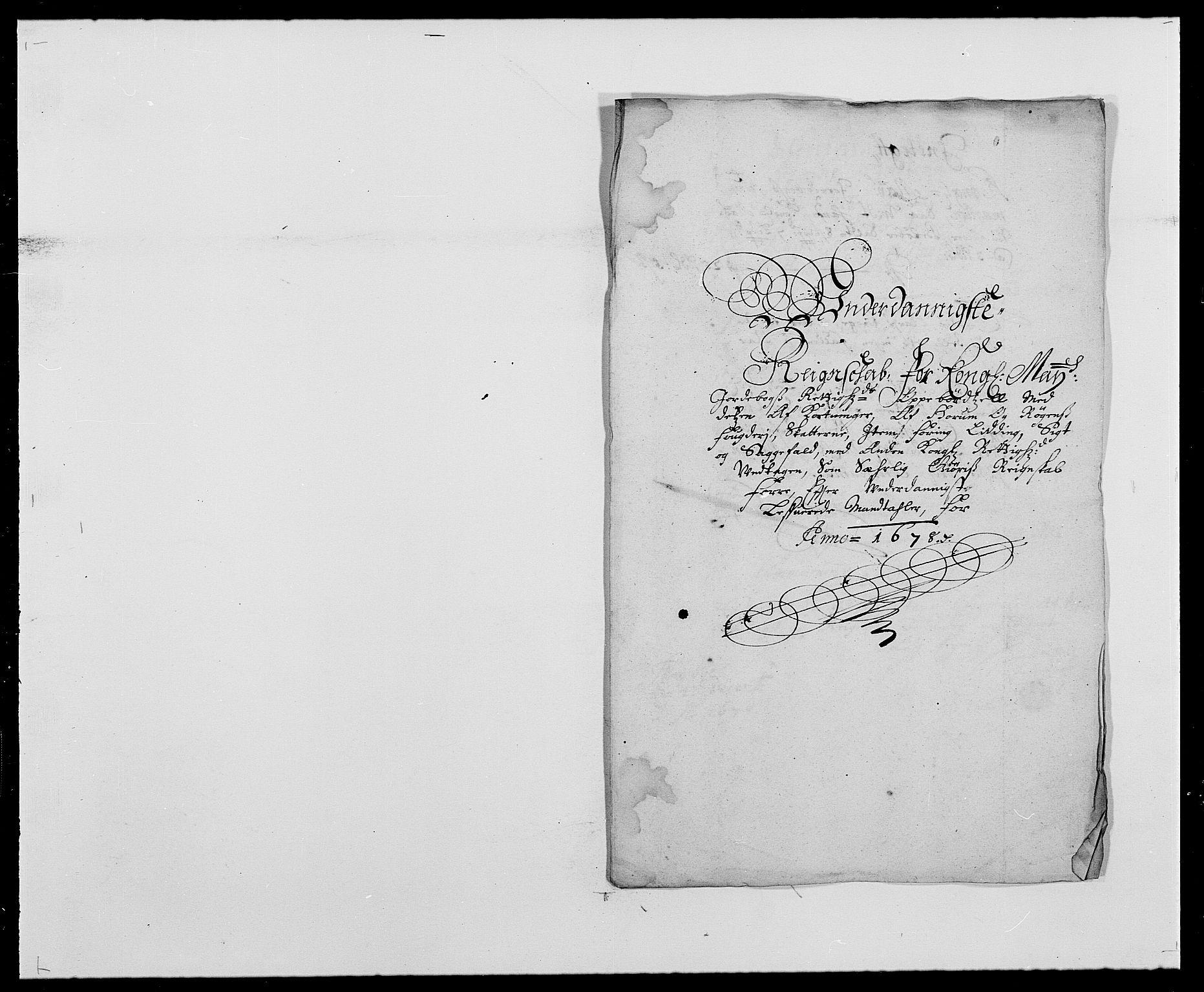 RA, Rentekammeret inntil 1814, Reviderte regnskaper, Fogderegnskap, R29/L1691: Fogderegnskap Hurum og Røyken, 1678-1681, s. 39
