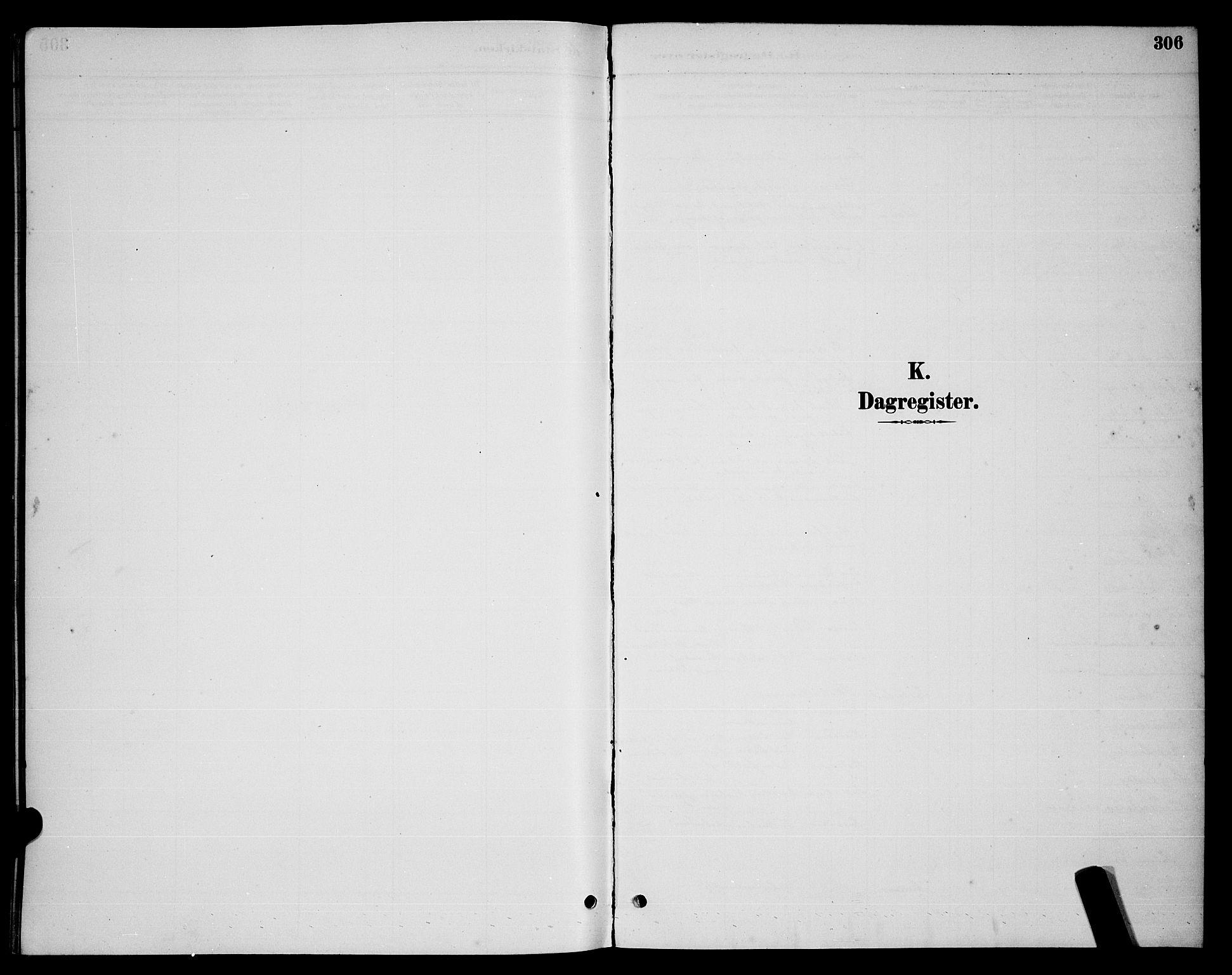 SAT, Ministerialprotokoller, klokkerbøker og fødselsregistre - Nordland, 863/L0914: Klokkerbok nr. 863C04, 1886-1897, s. 306