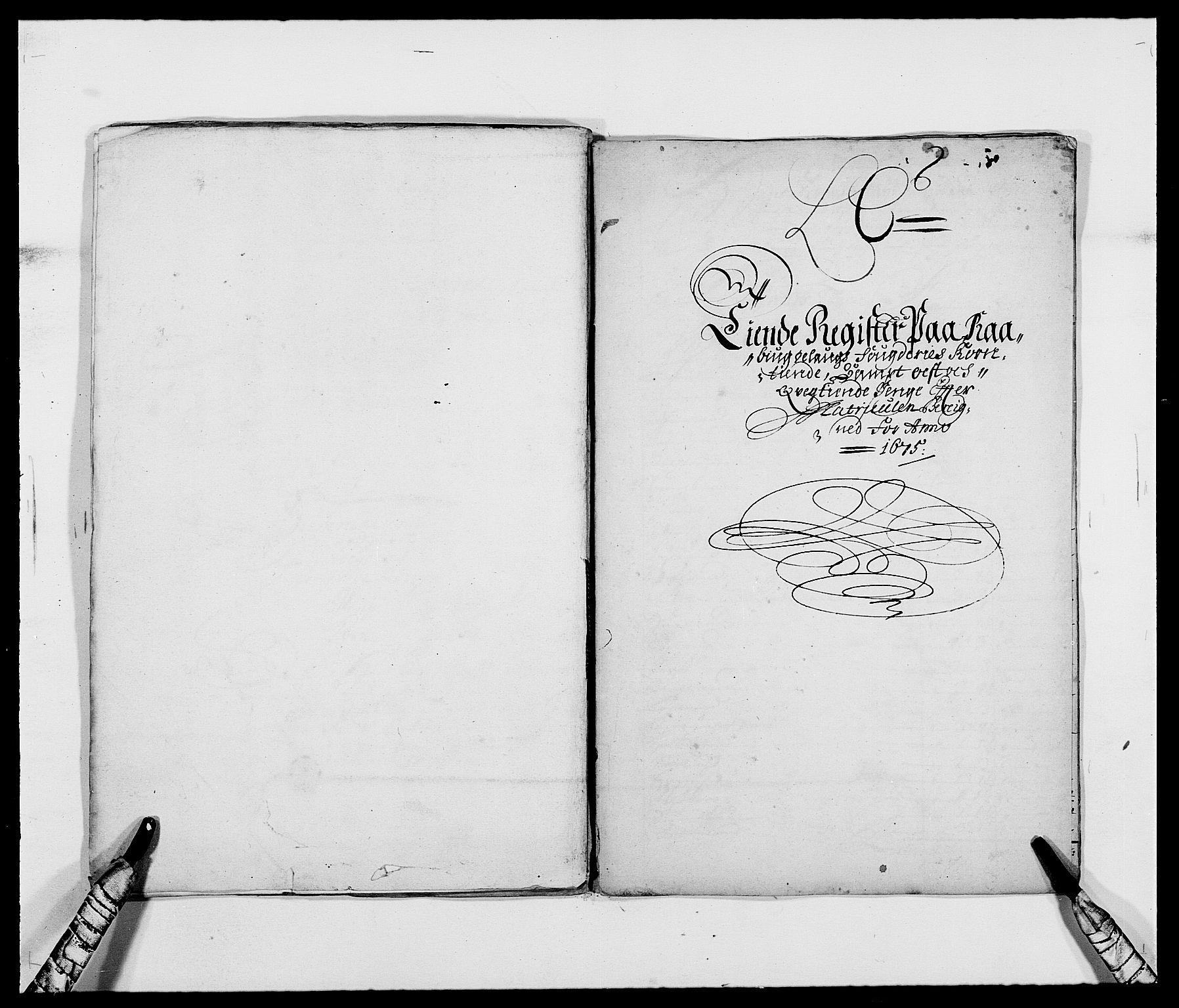 RA, Rentekammeret inntil 1814, Reviderte regnskaper, Fogderegnskap, R40/L2434: Fogderegnskap Råbyggelag, 1675-1676, s. 15