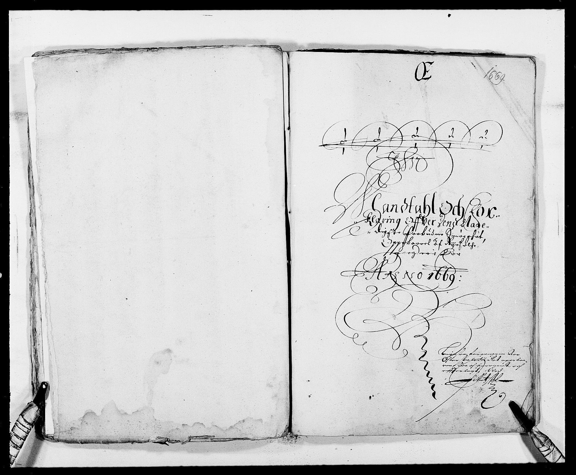 RA, Rentekammeret inntil 1814, Reviderte regnskaper, Fogderegnskap, R47/L2842: Fogderegnskap Ryfylke, 1665-1669, s. 289
