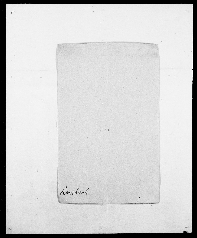 SAO, Delgobe, Charles Antoine - samling, D/Da/L0023: Lau - Lirvyn, s. 181