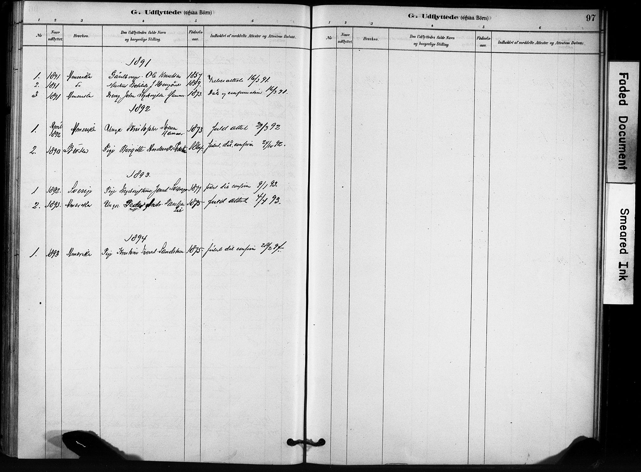 SAT, Ministerialprotokoller, klokkerbøker og fødselsregistre - Sør-Trøndelag, 666/L0786: Ministerialbok nr. 666A04, 1878-1895, s. 97