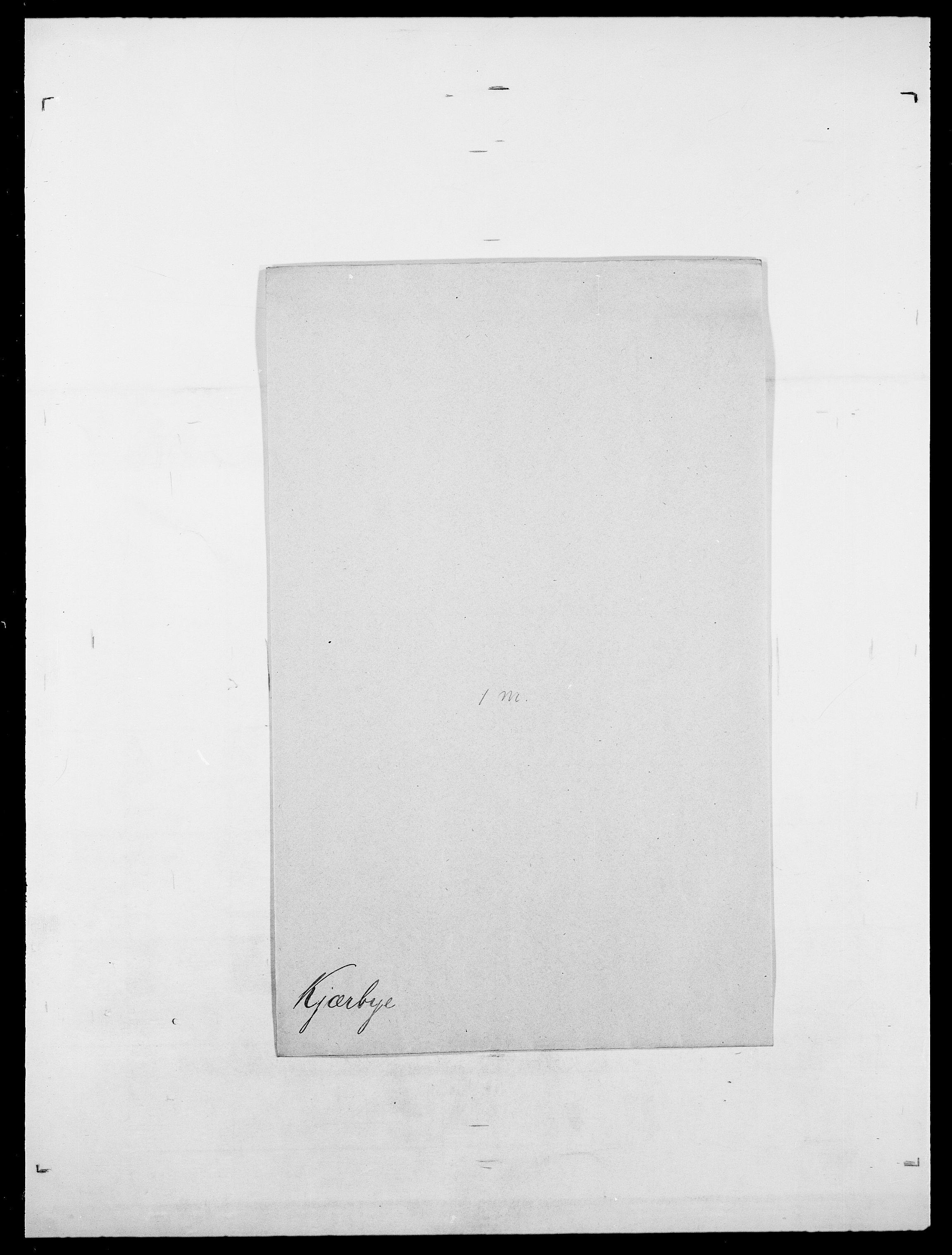 SAO, Delgobe, Charles Antoine - samling, D/Da/L0020: Irgens - Kjøsterud, s. 826