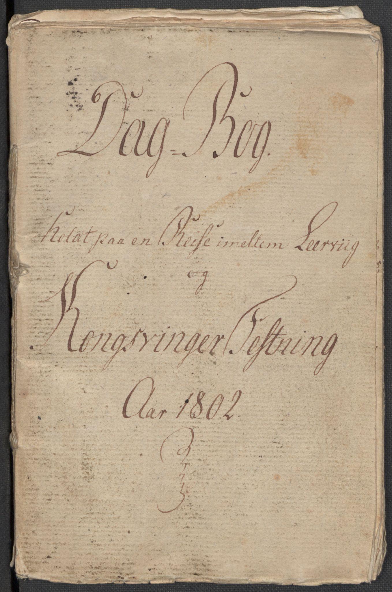 RA, Holck, Meidell, Hartvig, F/L0001: (Kassett) Dagbøker ført av Ole Elias v.Holck, 1798-1842, s. 99