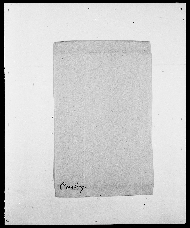 SAO, Delgobe, Charles Antoine - samling, D/Da/L0008: Capjon - Dagenbolt, s. 615