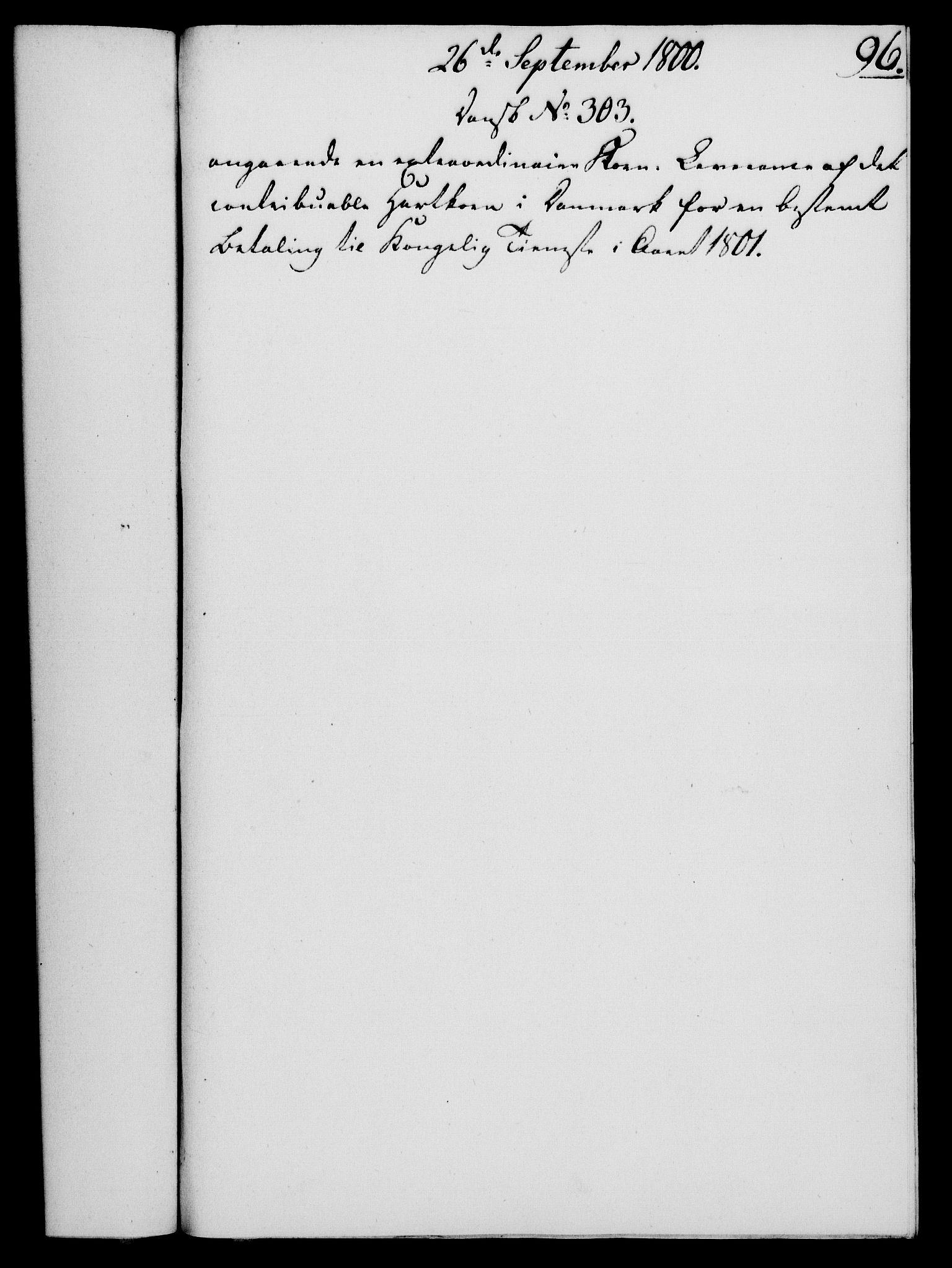 RA, Rentekammeret, Kammerkanselliet, G/Gf/Gfa/L0082: Norsk relasjons- og resolusjonsprotokoll (merket RK 52.82), 1800, s. 753