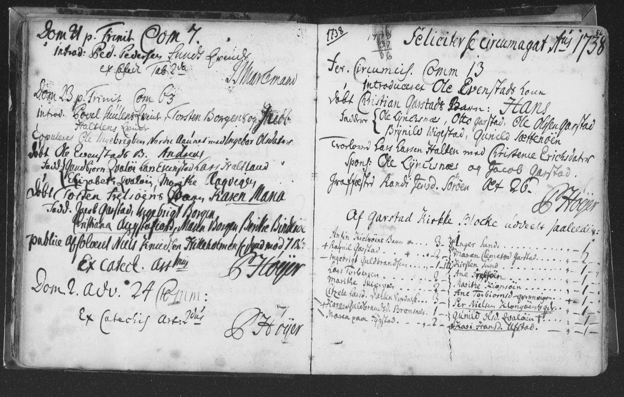 SAT, Ministerialprotokoller, klokkerbøker og fødselsregistre - Nord-Trøndelag, 786/L0685: Ministerialbok nr. 786A01, 1710-1798, s. 56