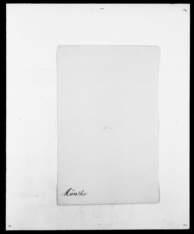 SAO, Delgobe, Charles Antoine - samling, D/Da/L0027: Morath - v. Møsting, s. 247