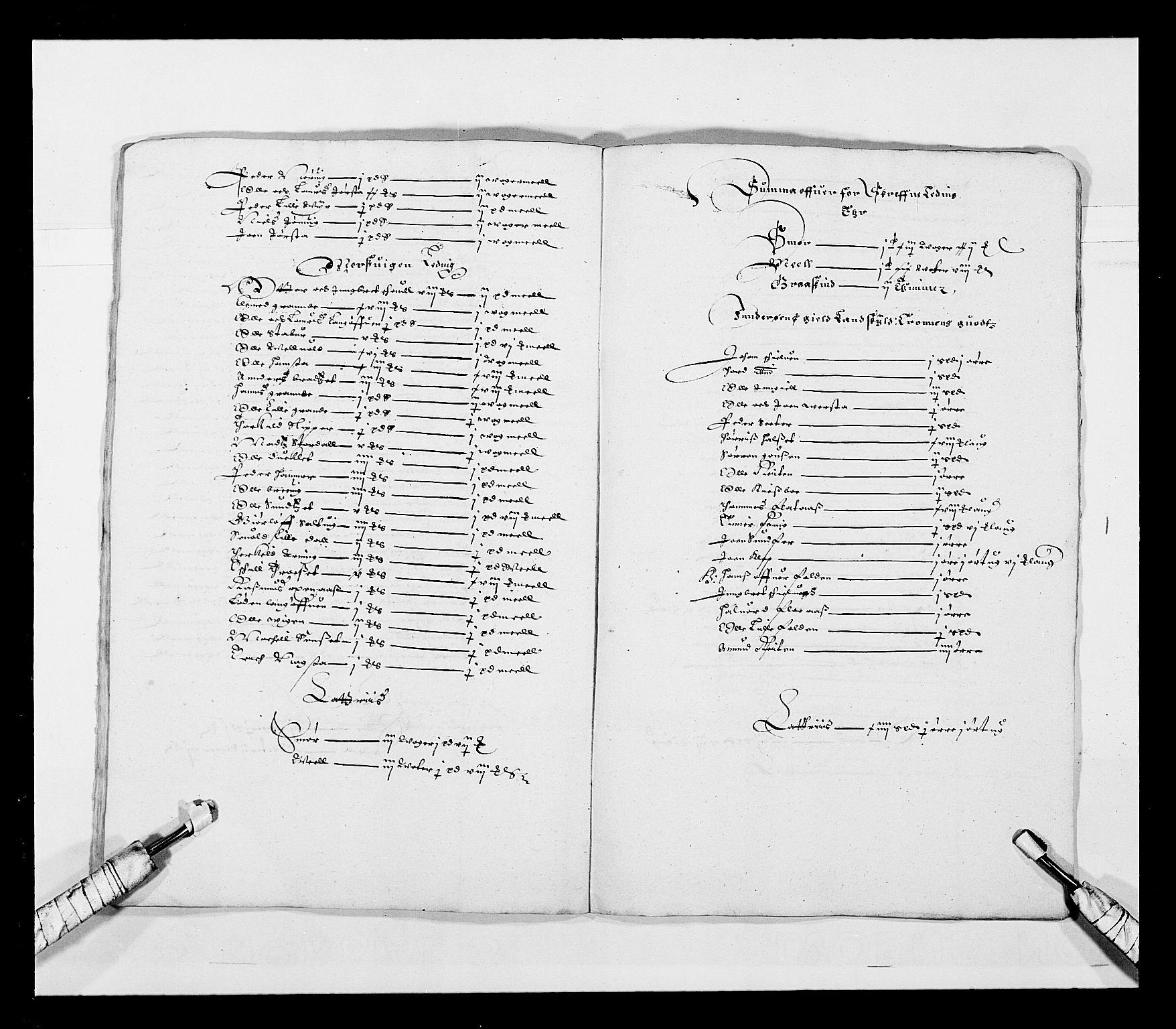 RA, Stattholderembetet 1572-1771, Ek/L0028: Jordebøker 1633-1658:, 1645-1646, s. 119