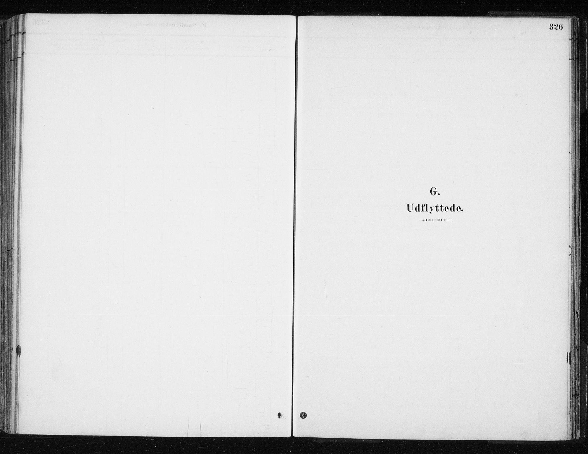 SATØ, Lyngen sokneprestembete, H/He/Hea/L0007kirke: Ministerialbok nr. 7, 1879-1890, s. 326