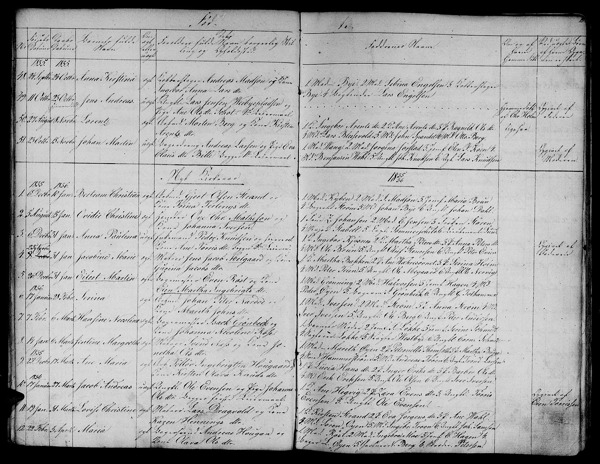 SAT, Ministerialprotokoller, klokkerbøker og fødselsregistre - Sør-Trøndelag, 604/L0182: Ministerialbok nr. 604A03, 1818-1850, s. 15