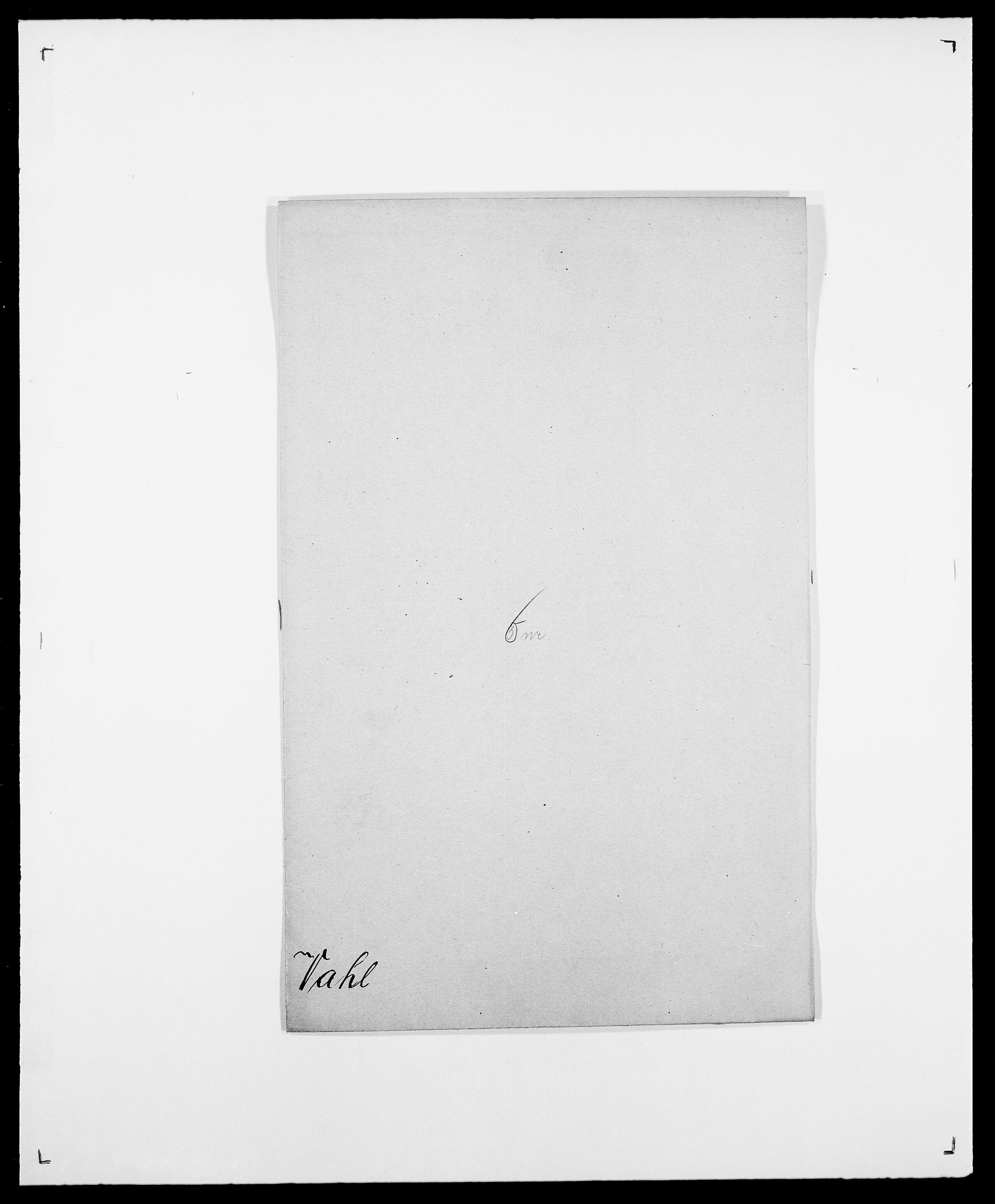 SAO, Delgobe, Charles Antoine - samling, D/Da/L0040: Usgaard - Velund, s. 95