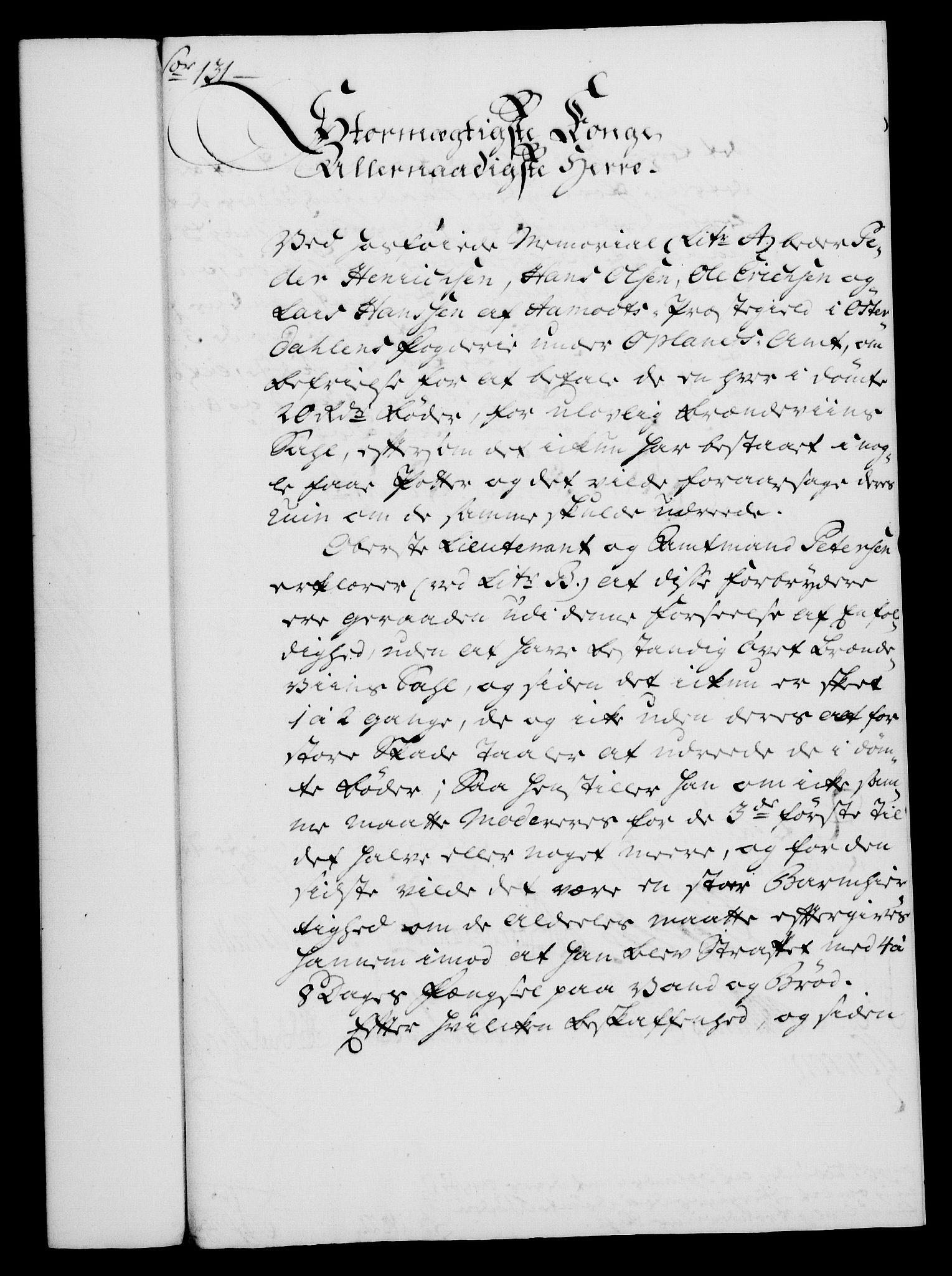 RA, Rentekammeret, Kammerkanselliet, G/Gf/Gfa/L0043: Norsk relasjons- og resolusjonsprotokoll (merket RK 52.43), 1761, s. 487