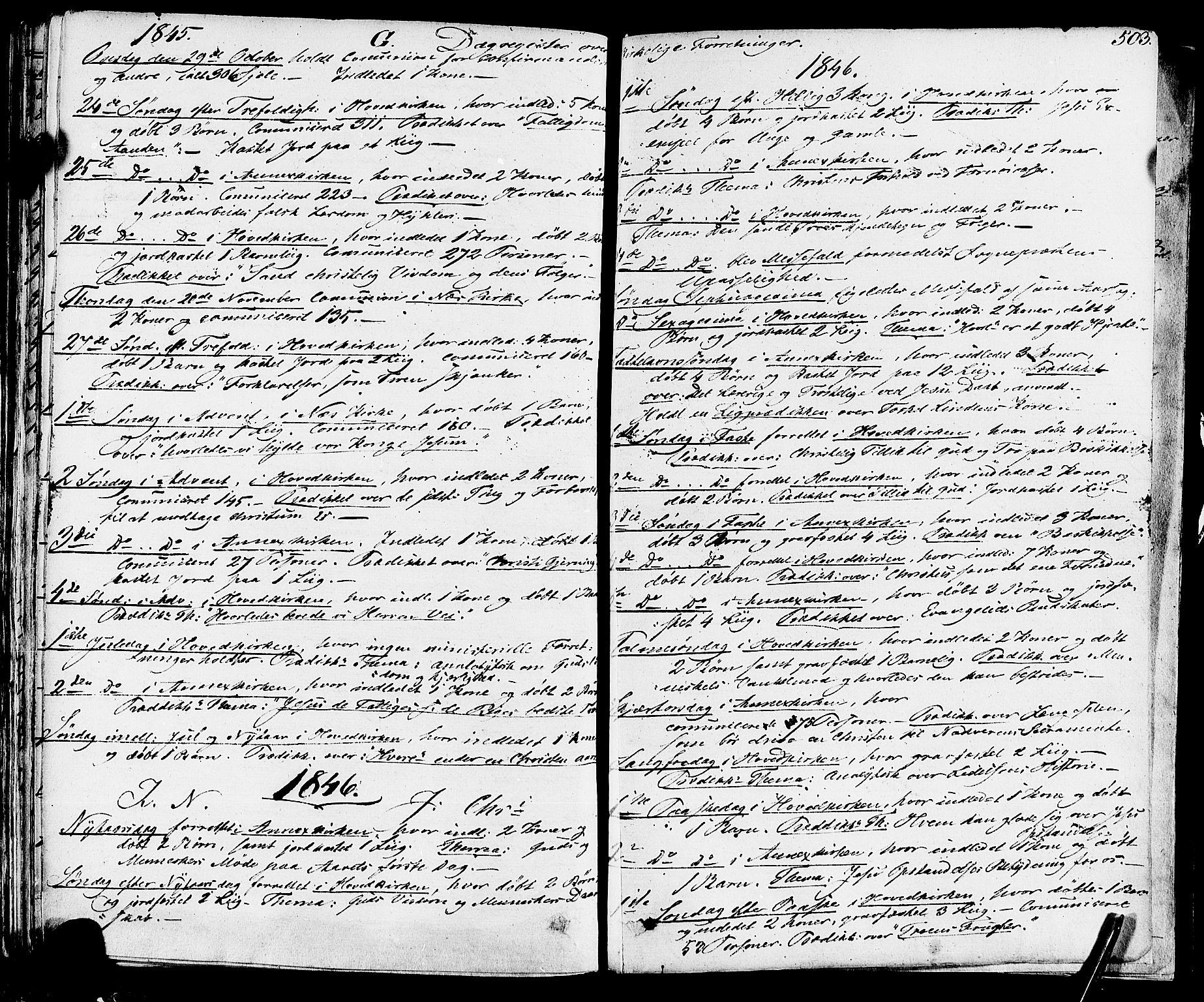 SAKO, Sauherad kirkebøker, F/Fa/L0006: Ministerialbok nr. I 6, 1827-1850, s. 503
