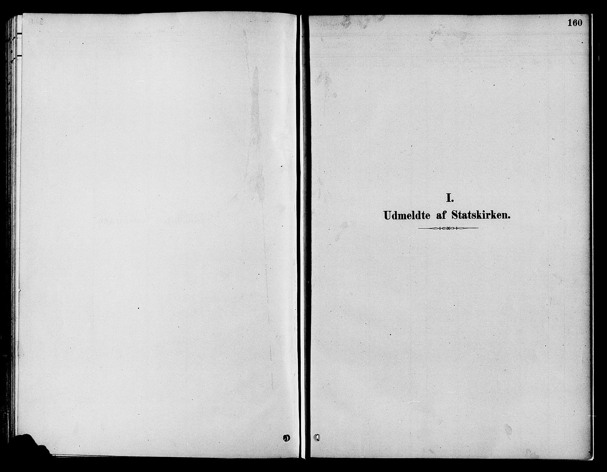 SAH, Gran prestekontor, Ministerialbok nr. 16, 1880-1888, s. 160