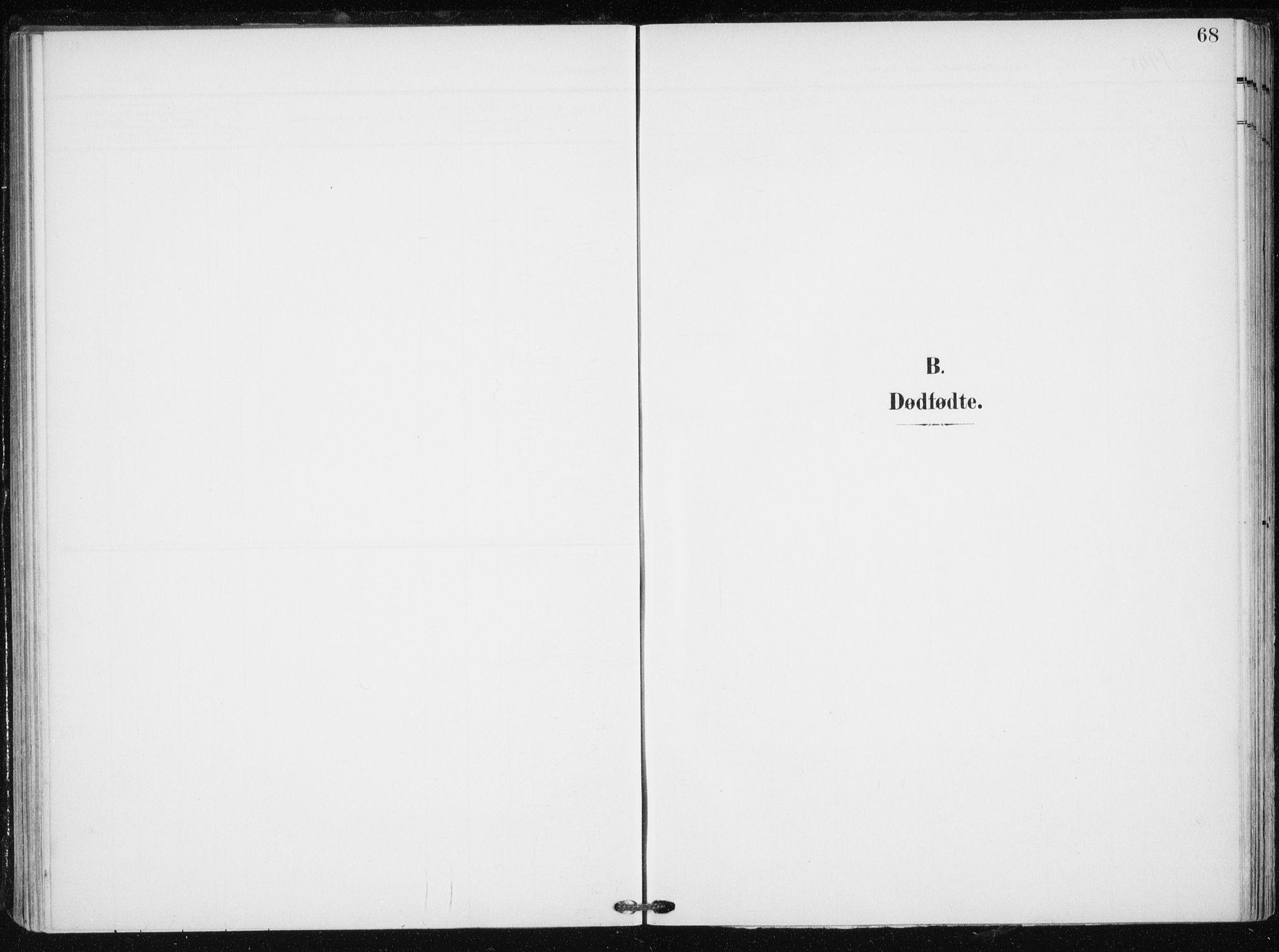 SATØ, Tranøy sokneprestkontor, I/Ia/Iaa/L0012kirke: Ministerialbok nr. 12, 1905-1918, s. 68