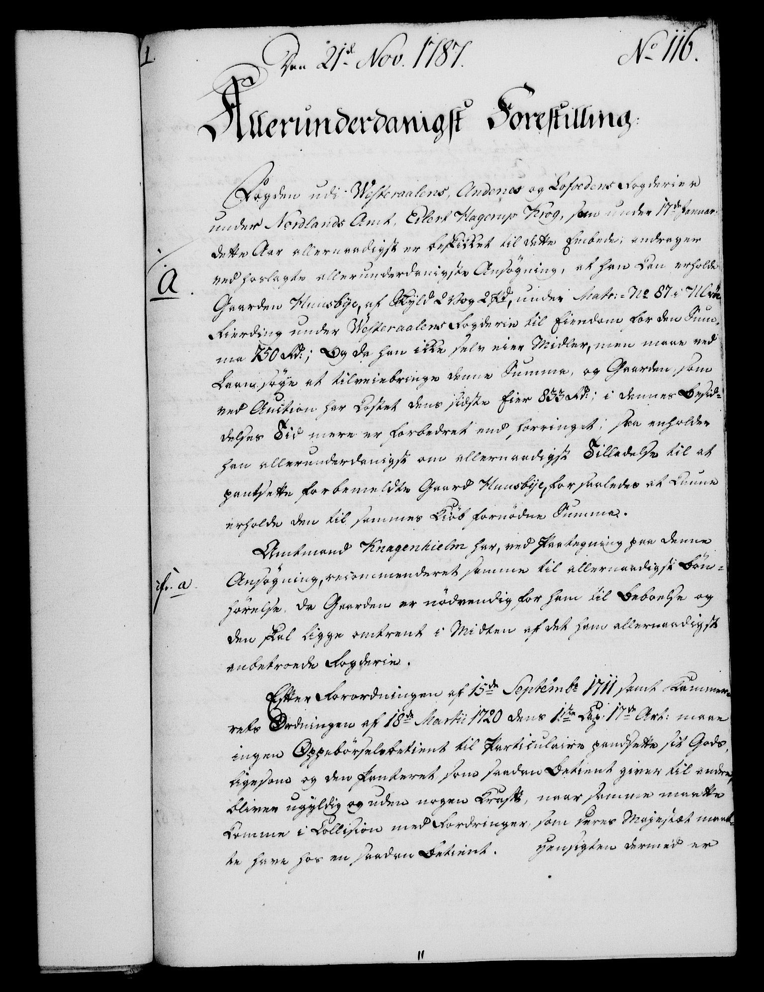 RA, Rentekammeret, Kammerkanselliet, G/Gf/Gfa/L0069: Norsk relasjons- og resolusjonsprotokoll (merket RK 52.69), 1787, s. 1131
