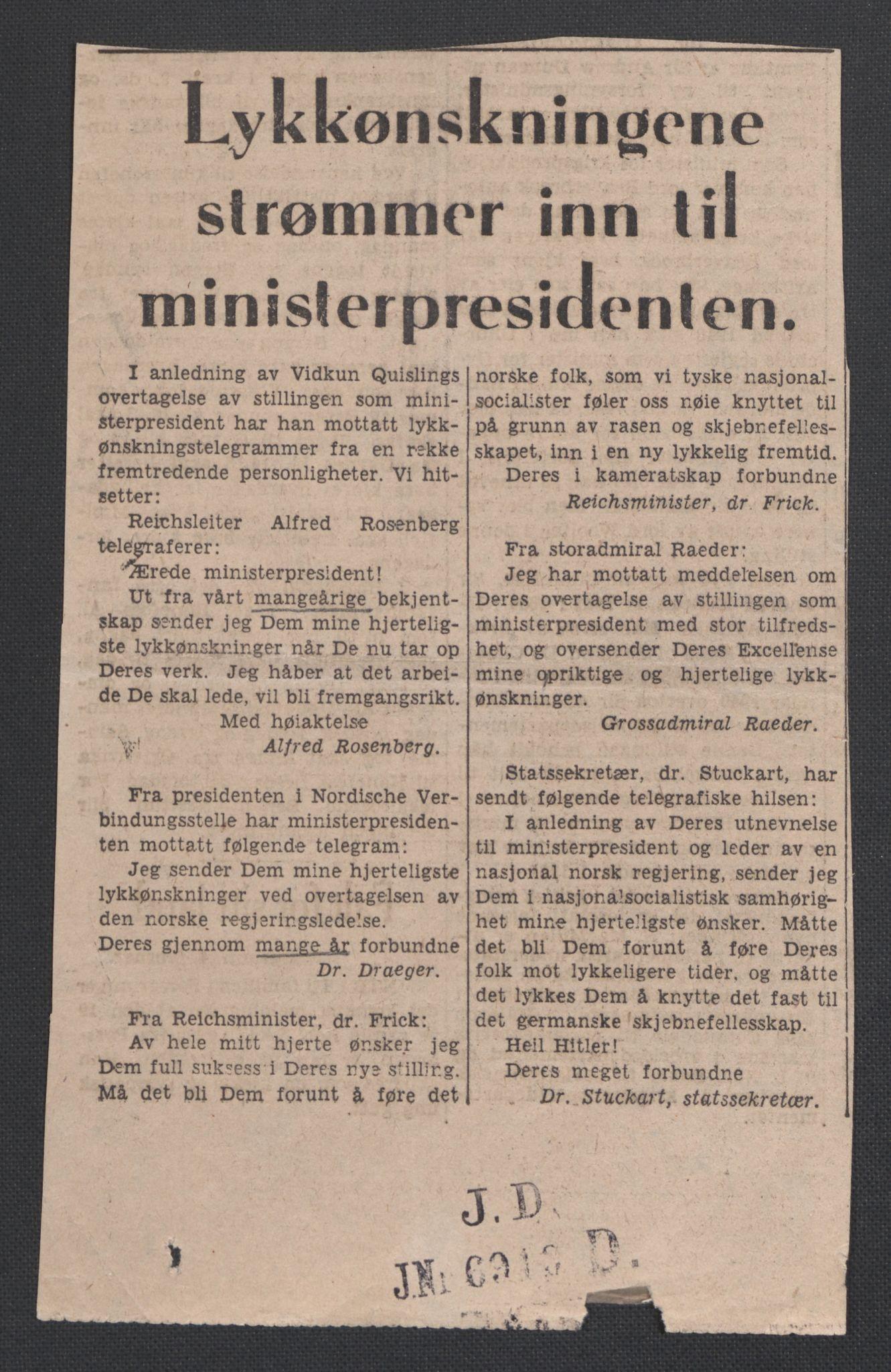 RA, Landssvikarkivet, D/Da/L0006: Dnr. 29, 1945, s. 470