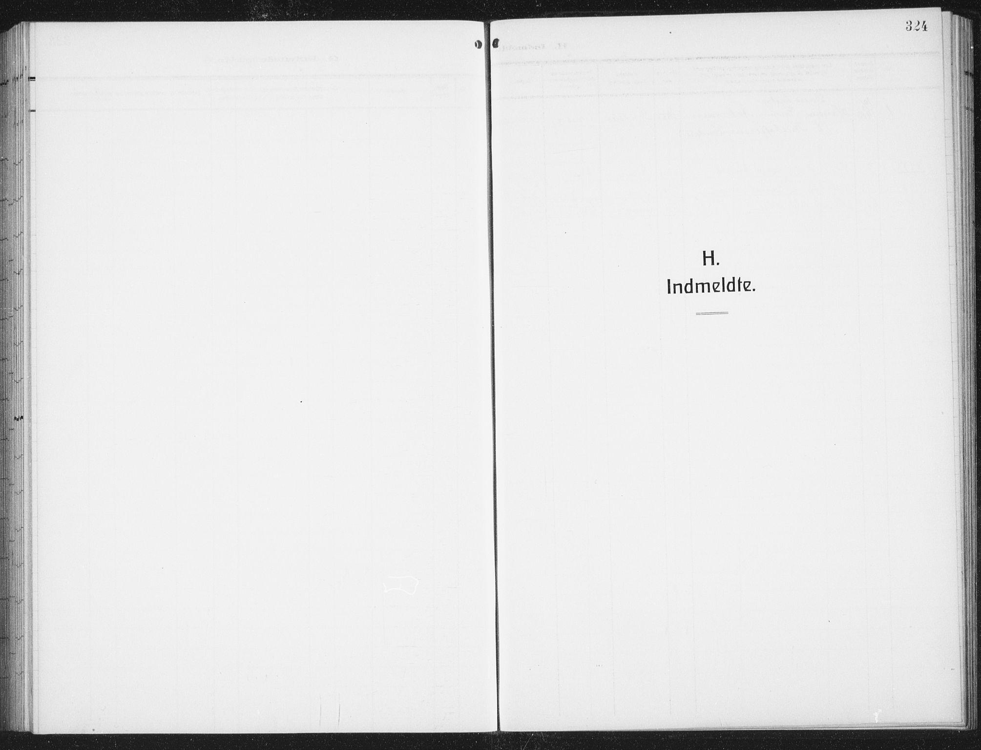 SAT, Ministerialprotokoller, klokkerbøker og fødselsregistre - Nordland, 876/L1106: Klokkerbok nr. 876C05, 1915-1942, s. 324