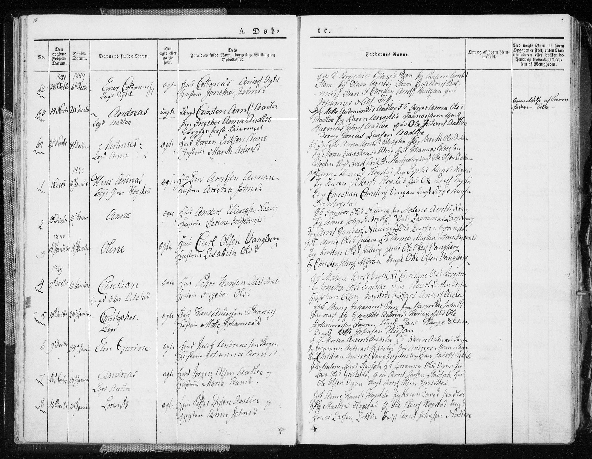 SAT, Ministerialprotokoller, klokkerbøker og fødselsregistre - Nord-Trøndelag, 713/L0114: Ministerialbok nr. 713A05, 1827-1839, s. 18