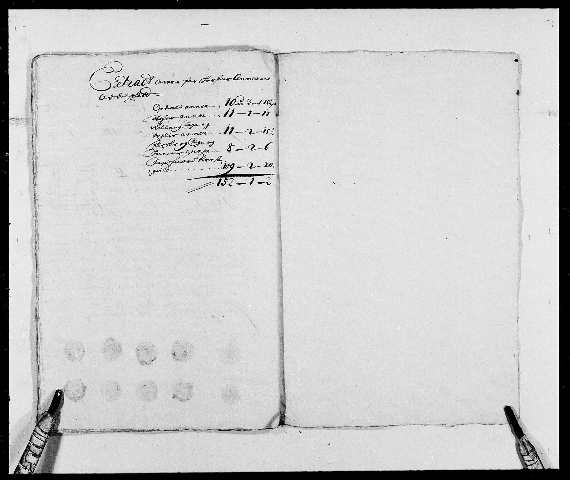 RA, Rentekammeret inntil 1814, Reviderte regnskaper, Fogderegnskap, R24/L1573: Fogderegnskap Numedal og Sandsvær, 1687-1691, s. 396