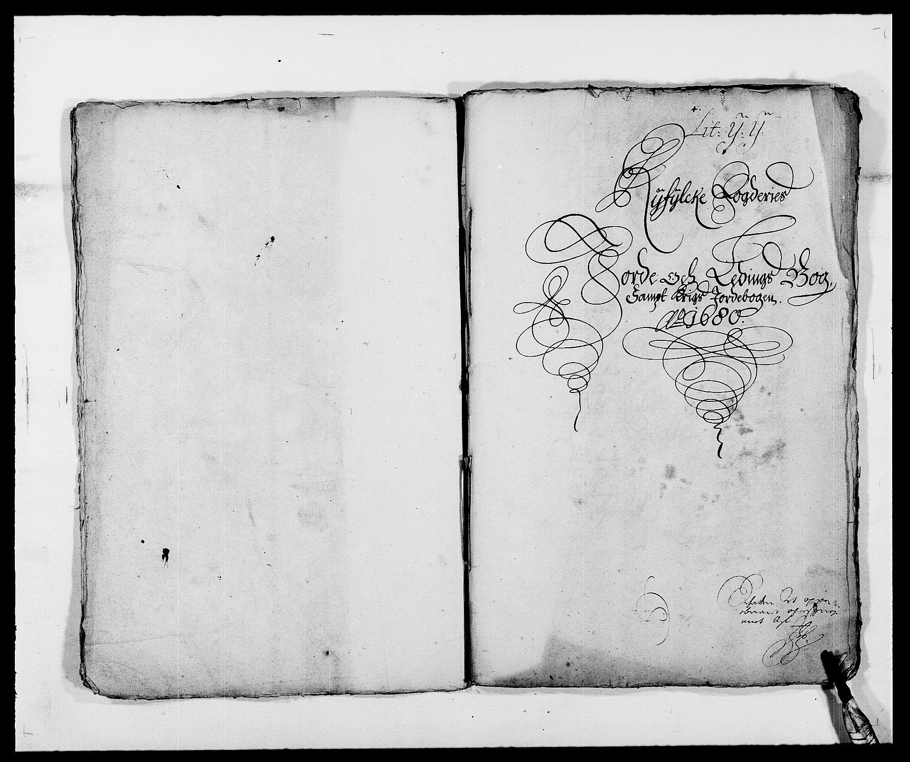 RA, Rentekammeret inntil 1814, Reviderte regnskaper, Fogderegnskap, R47/L2850: Fogderegnskap Ryfylke, 1680, s. 164