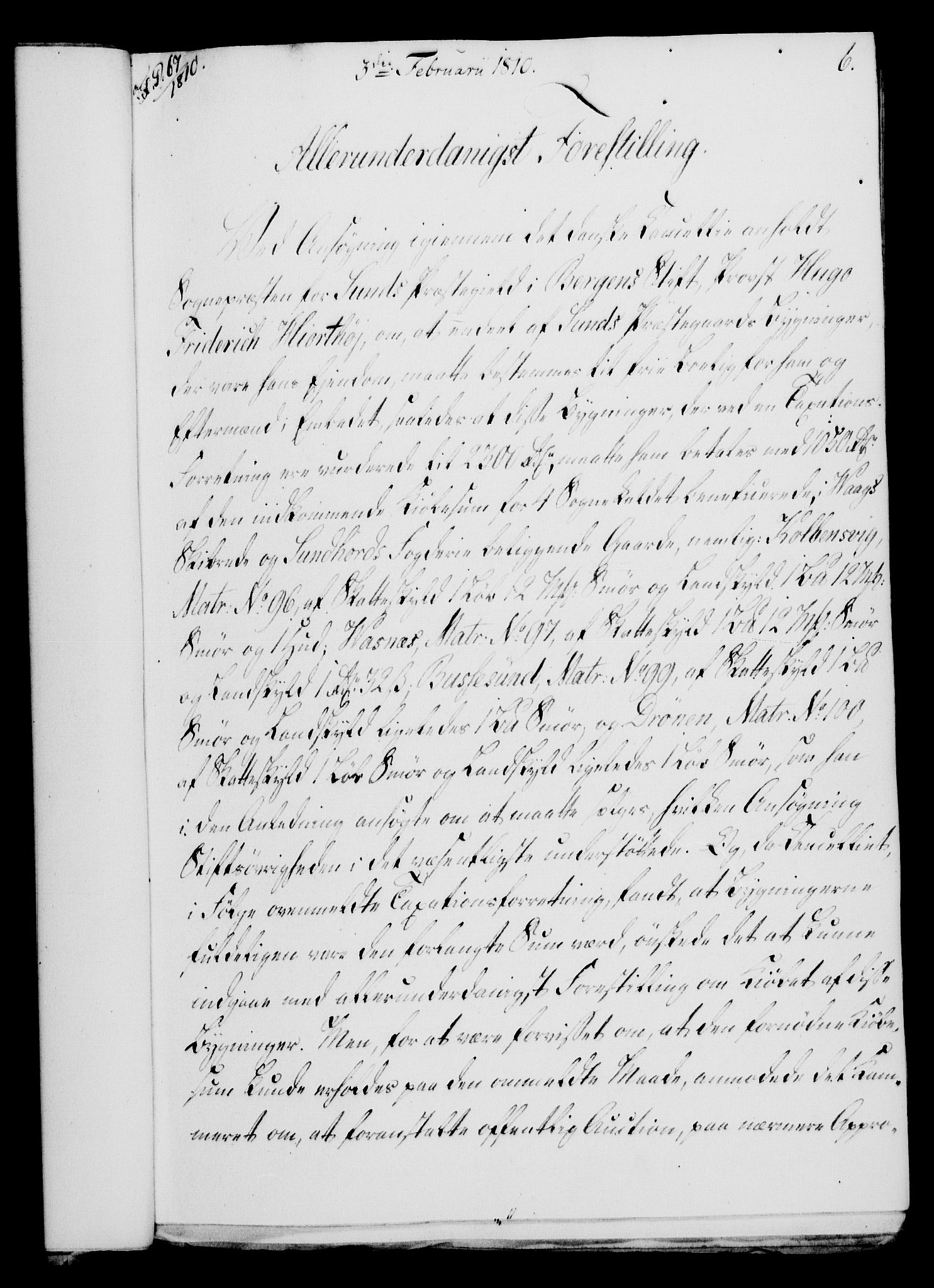 RA, Rentekammeret, Kammerkanselliet, G/Gf/Gfa/L0092: Norsk relasjons- og resolusjonsprotokoll (merket RK 52.92), 1810, s. 35