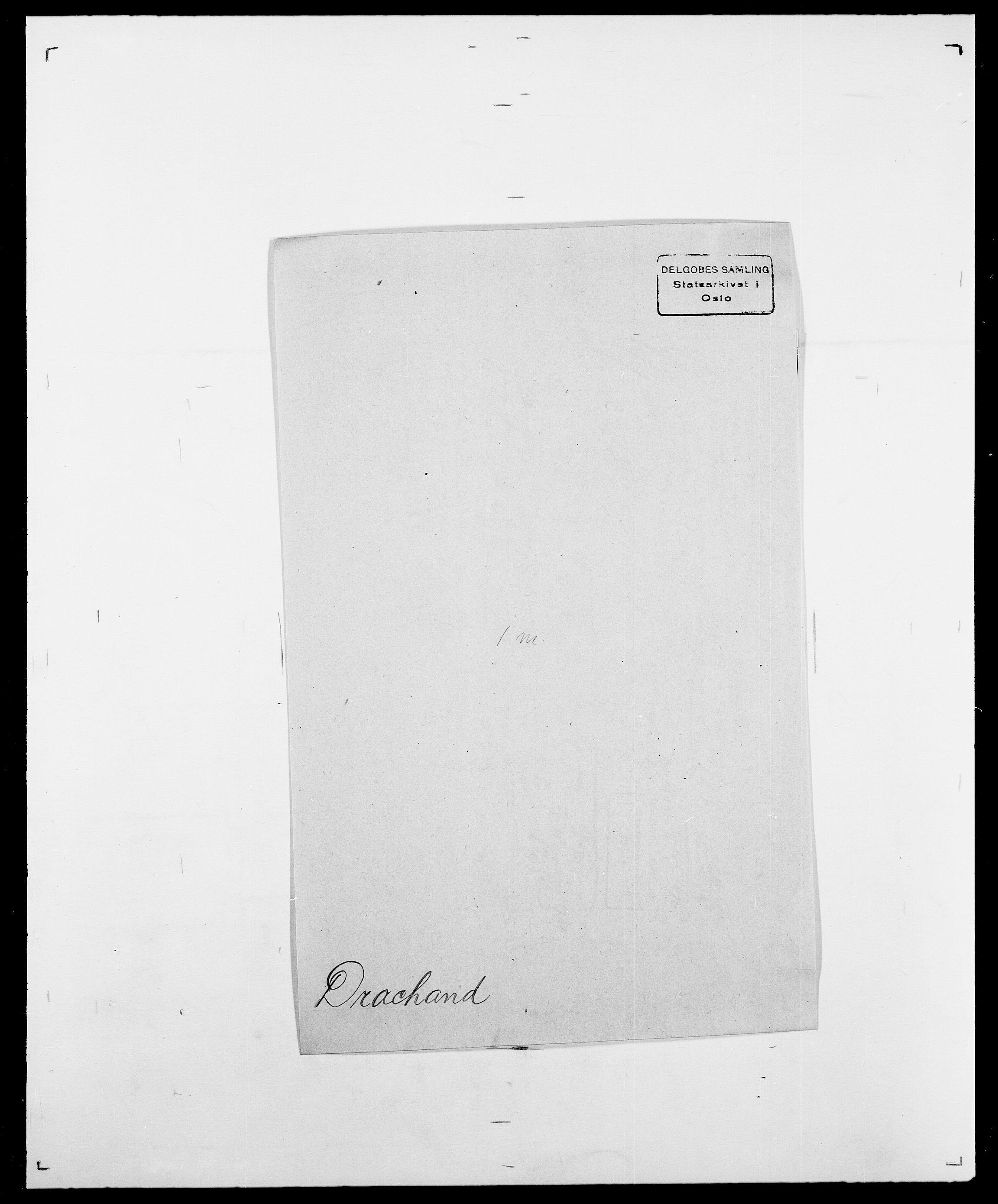SAO, Delgobe, Charles Antoine - samling, D/Da/L0009: Dahl - v. Düren, s. 717