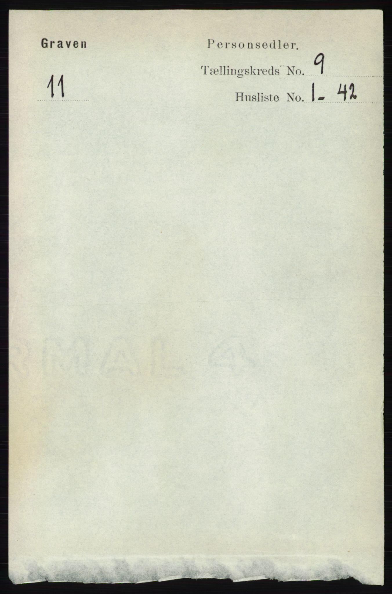RA, Folketelling 1891 for 1233 Ulvik herred, 1891, s. 2872