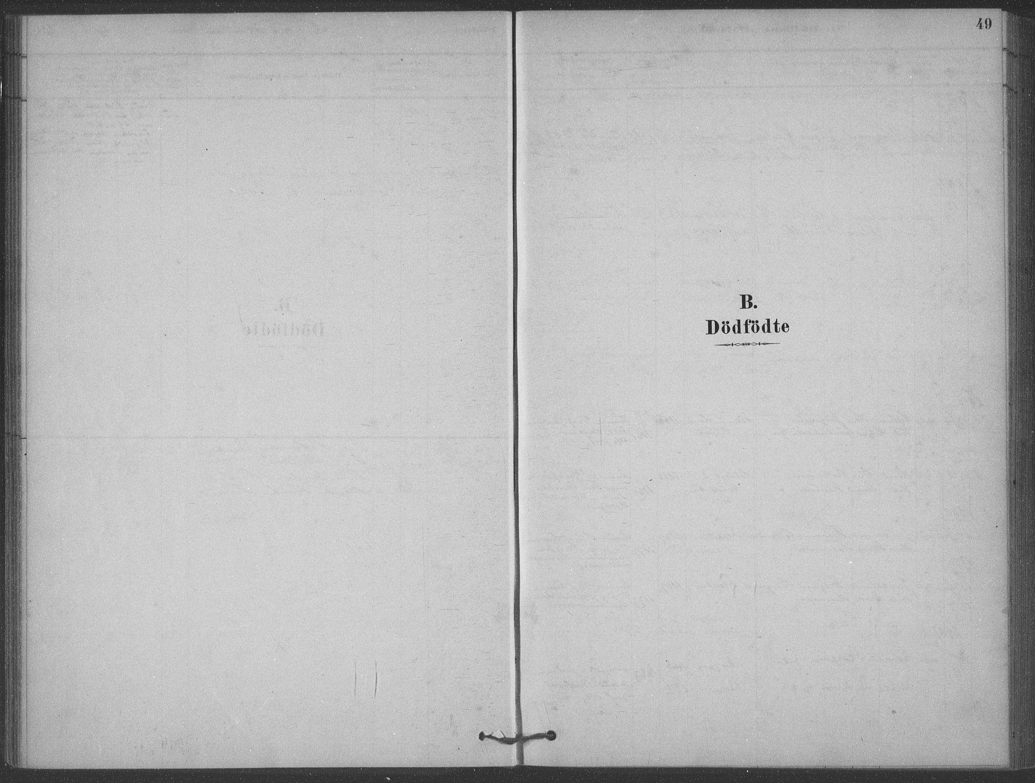 SAKO, Heddal kirkebøker, F/Fb/L0002: Ministerialbok nr. II 2, 1878-1913, s. 49