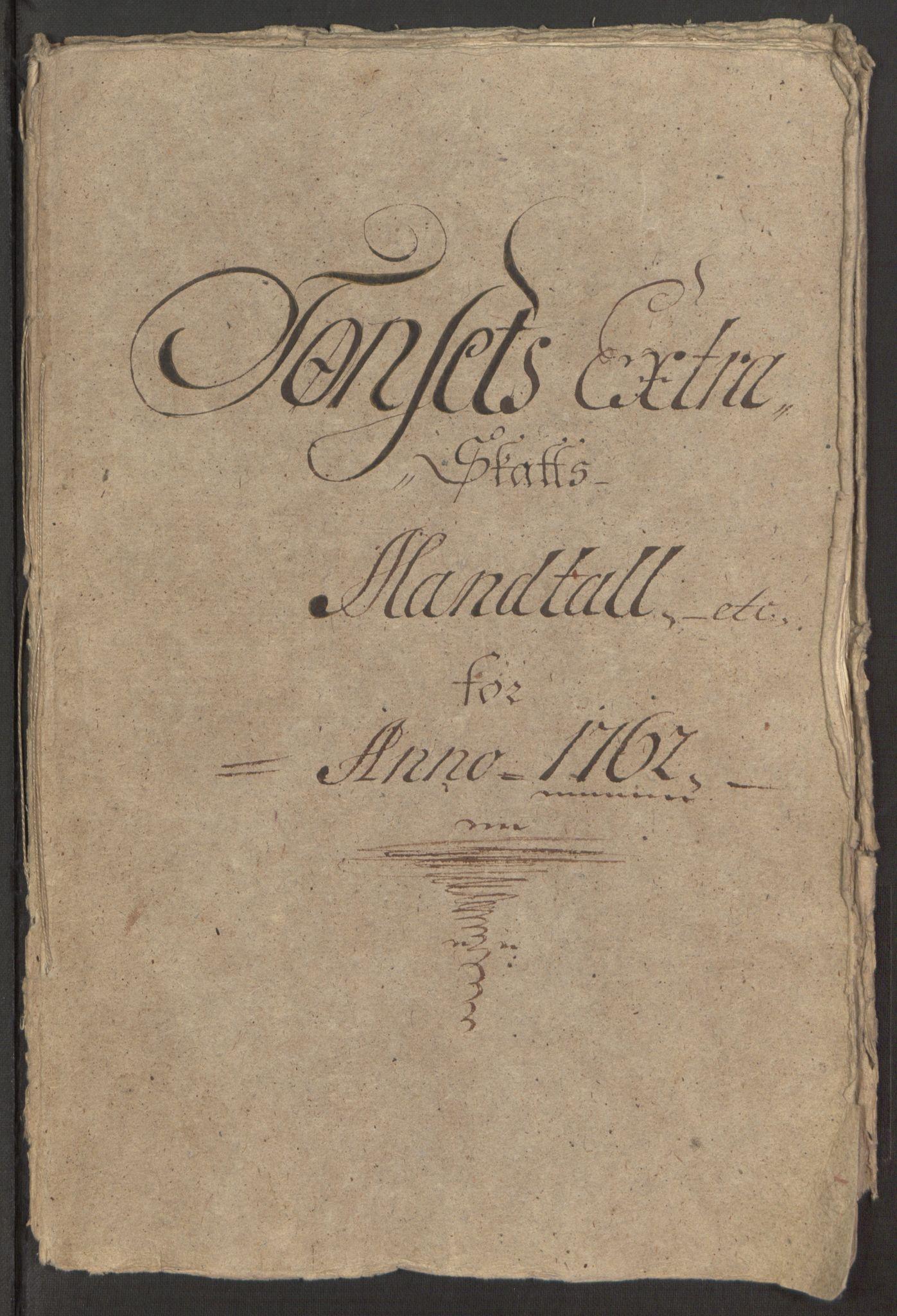RA, Rentekammeret inntil 1814, Reviderte regnskaper, Fogderegnskap, R15/L1014: Ekstraskatten Østerdal, 1762-1764, s. 371
