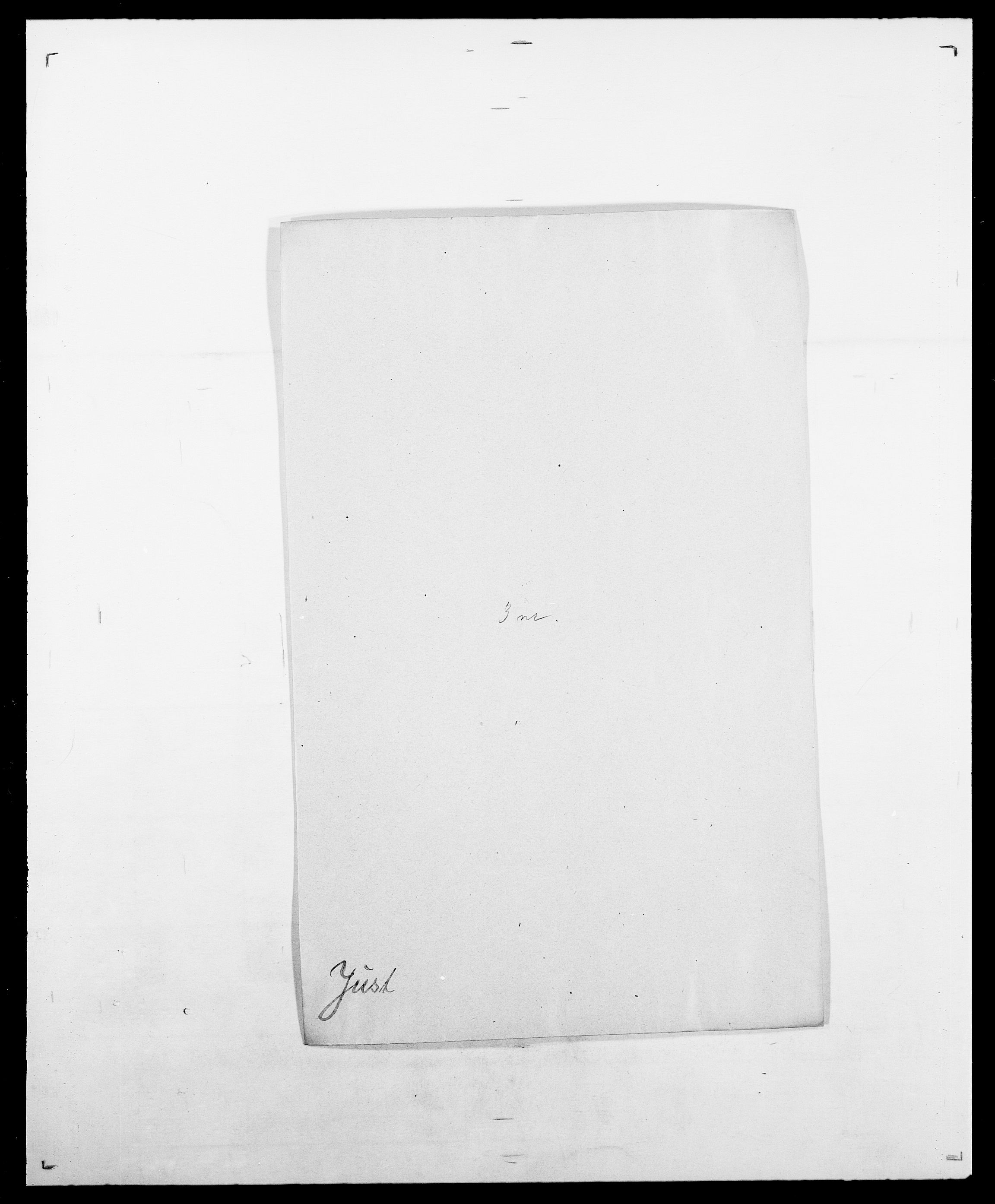 SAO, Delgobe, Charles Antoine - samling, D/Da/L0020: Irgens - Kjøsterud, s. 180