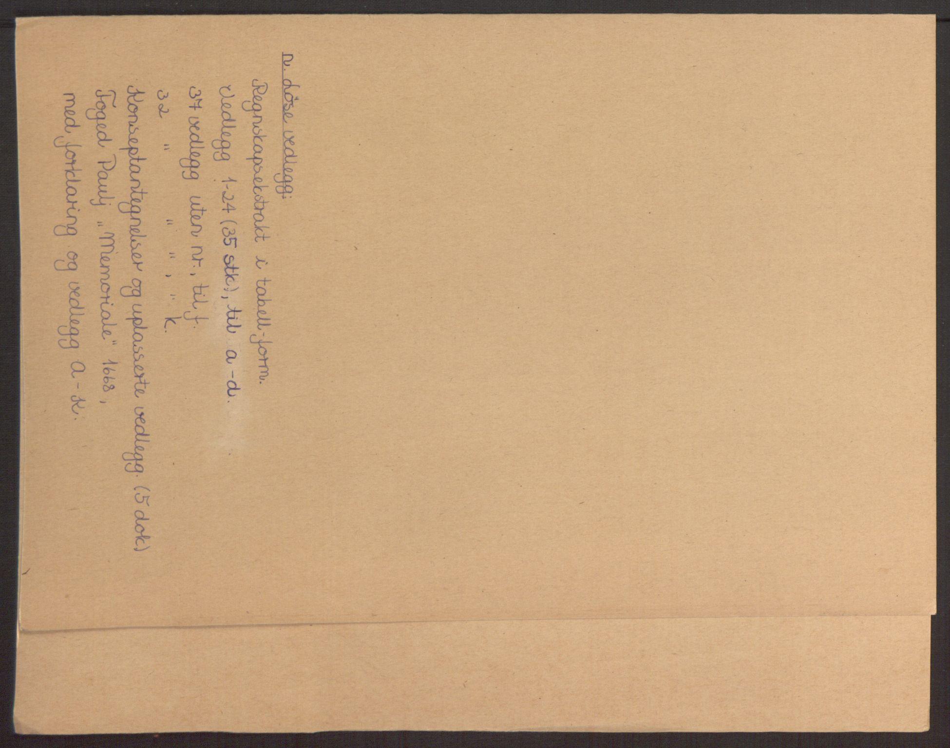 RA, Rentekammeret inntil 1814, Reviderte regnskaper, Fogderegnskap, R35/L2062: Fogderegnskap Øvre og Nedre Telemark, 1674, s. 152