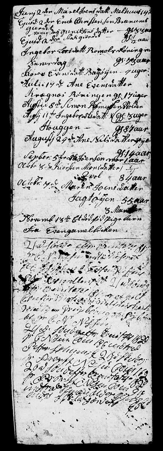 SAT, Ministerialprotokoller, klokkerbøker og fødselsregistre - Sør-Trøndelag, 691/L1091: Klokkerbok nr. 691C02, 1802-1815, s. 9