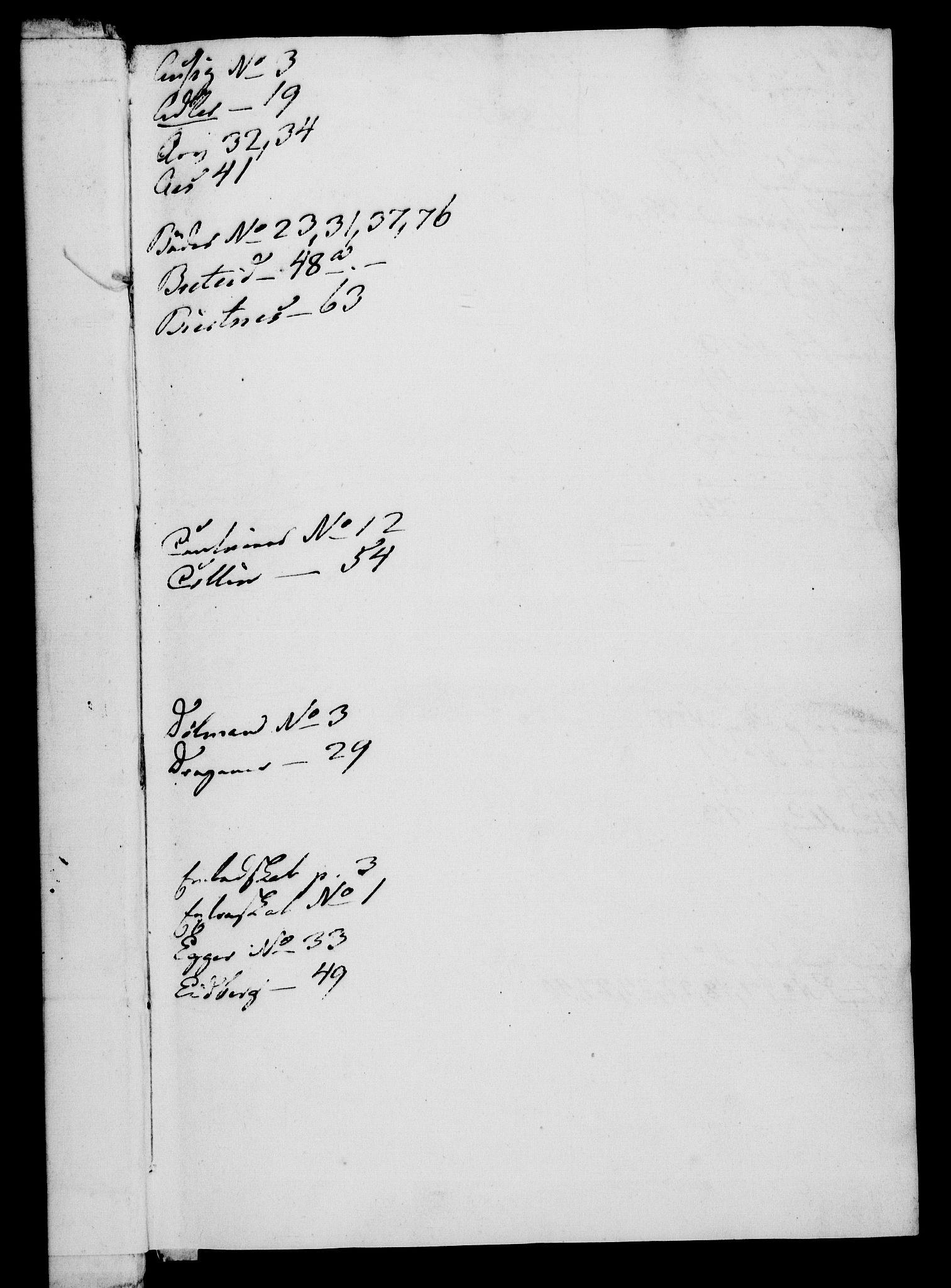 RA, Rentekammeret, Kammerkanselliet, G/Gf/Gfa/L0055: Norsk relasjons- og resolusjonsprotokoll (merket RK 52.55), 1773, s. 3