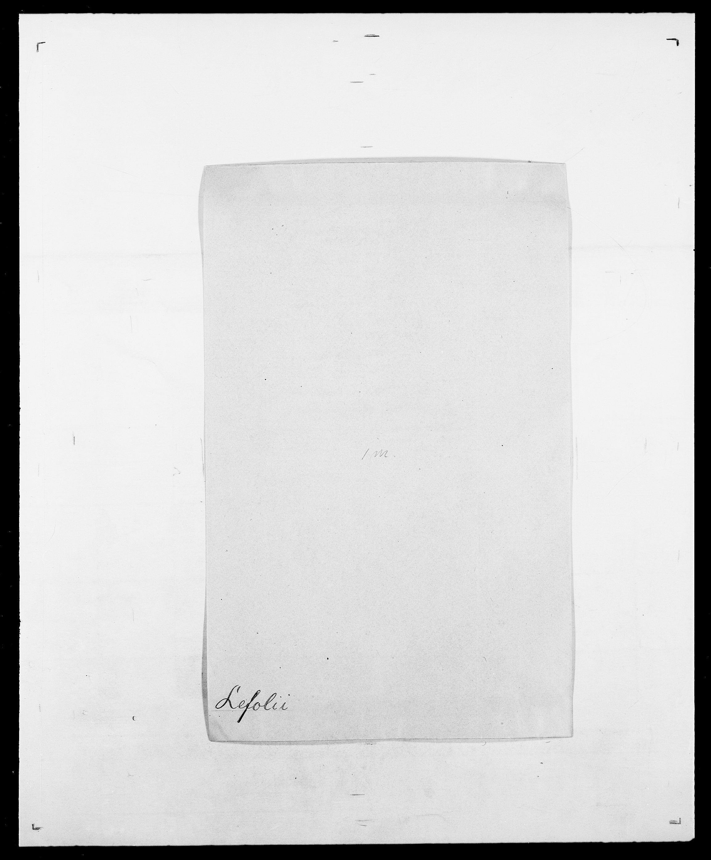 SAO, Delgobe, Charles Antoine - samling, D/Da/L0023: Lau - Lirvyn, s. 90