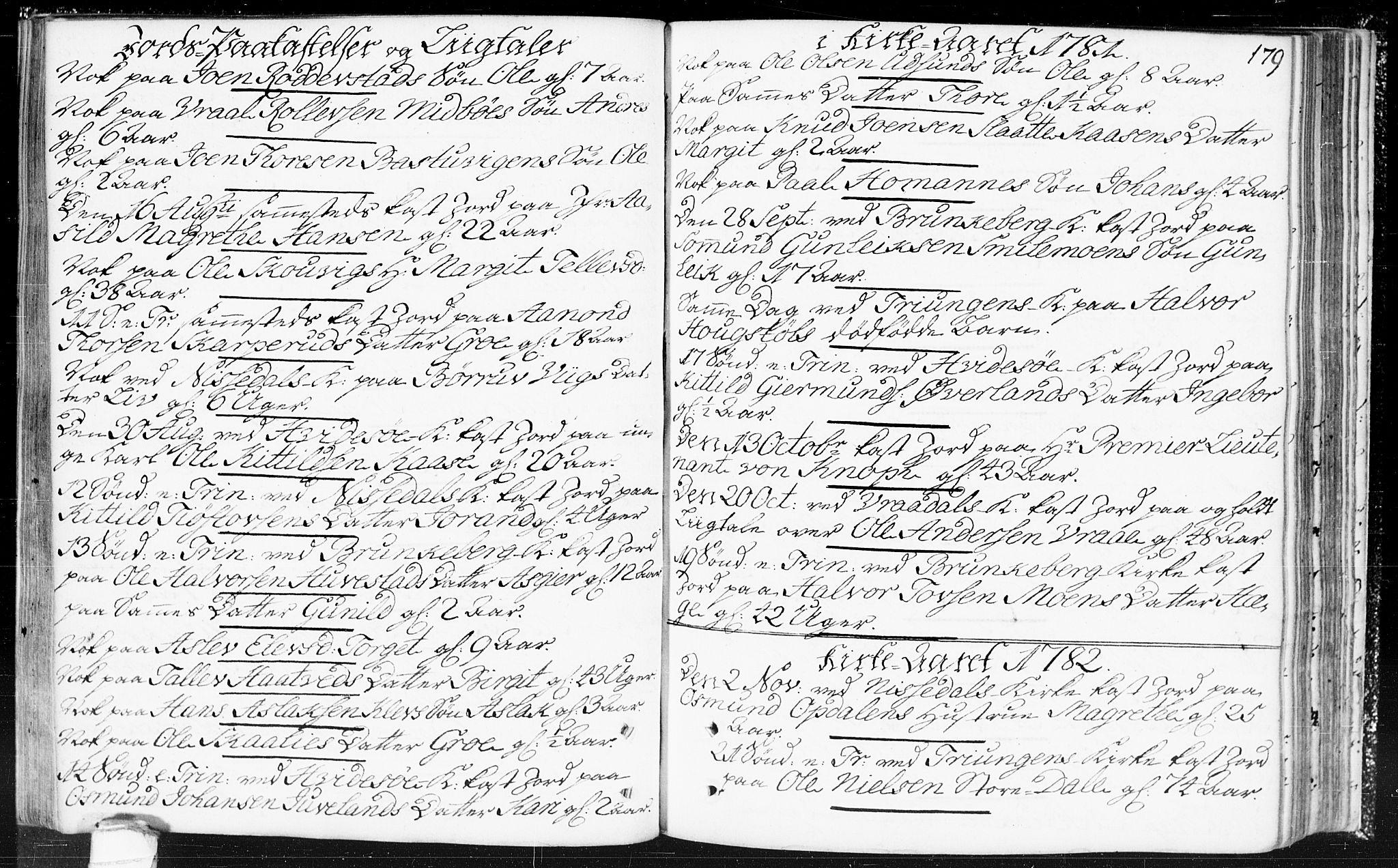 SAKO, Kviteseid kirkebøker, F/Fa/L0002: Ministerialbok nr. I 2, 1773-1786, s. 179