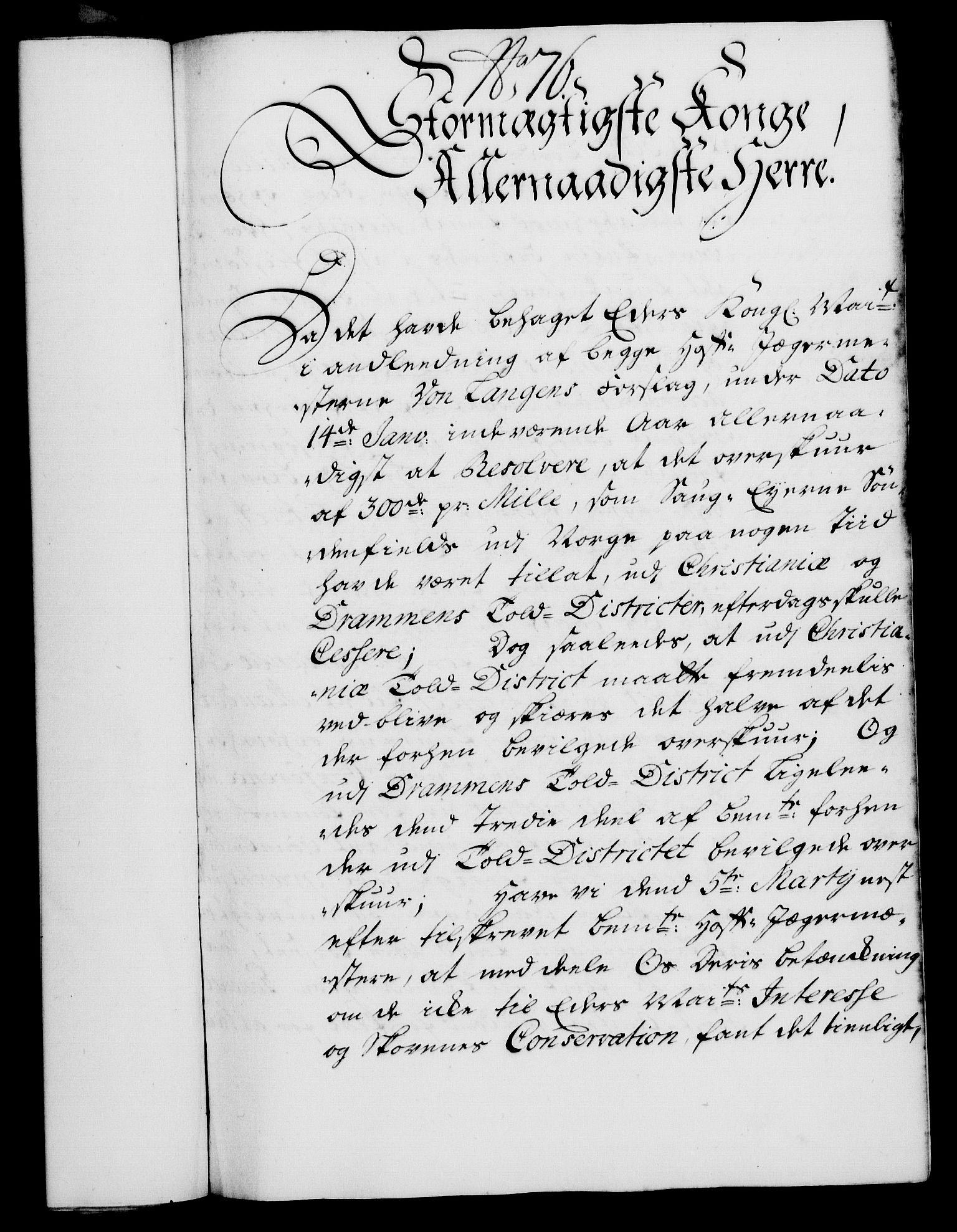 RA, Rentekammeret, Kammerkanselliet, G/Gf/Gfa/L0023: Norsk relasjons- og resolusjonsprotokoll (merket RK 52.23), 1740, s. 540