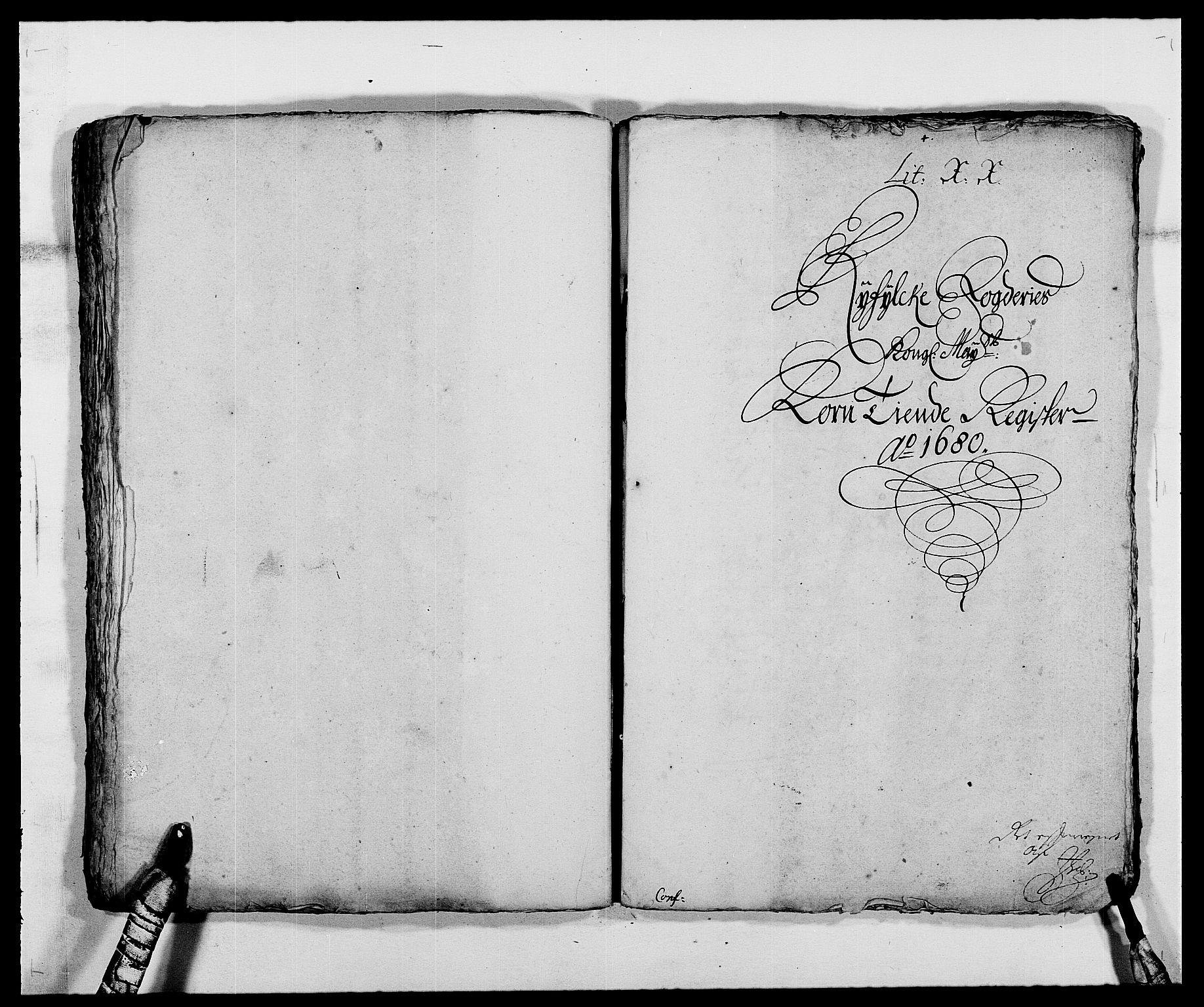 RA, Rentekammeret inntil 1814, Reviderte regnskaper, Fogderegnskap, R47/L2850: Fogderegnskap Ryfylke, 1680, s. 155