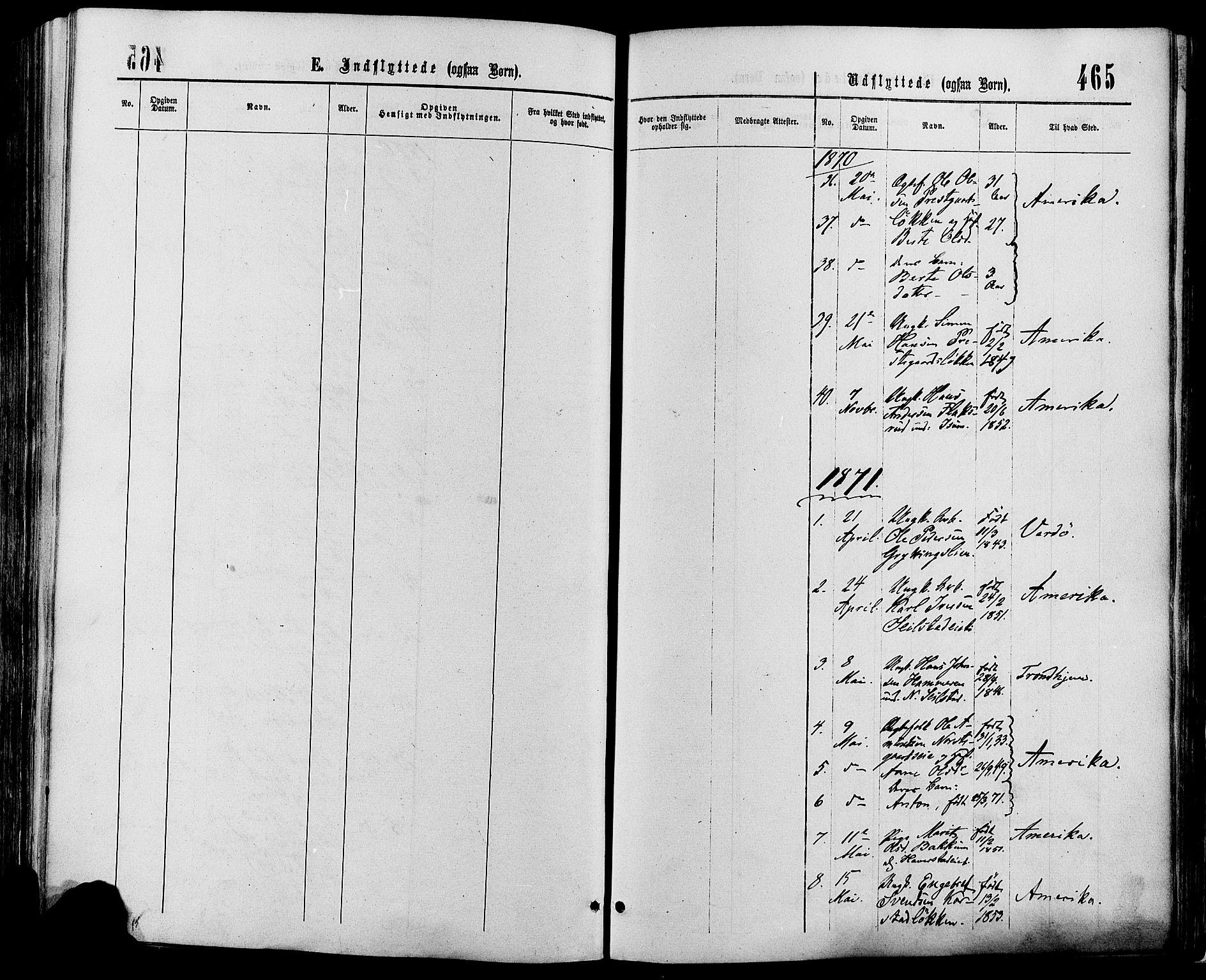 SAH, Sør-Fron prestekontor, H/Ha/Haa/L0002: Ministerialbok nr. 2, 1864-1880, s. 465
