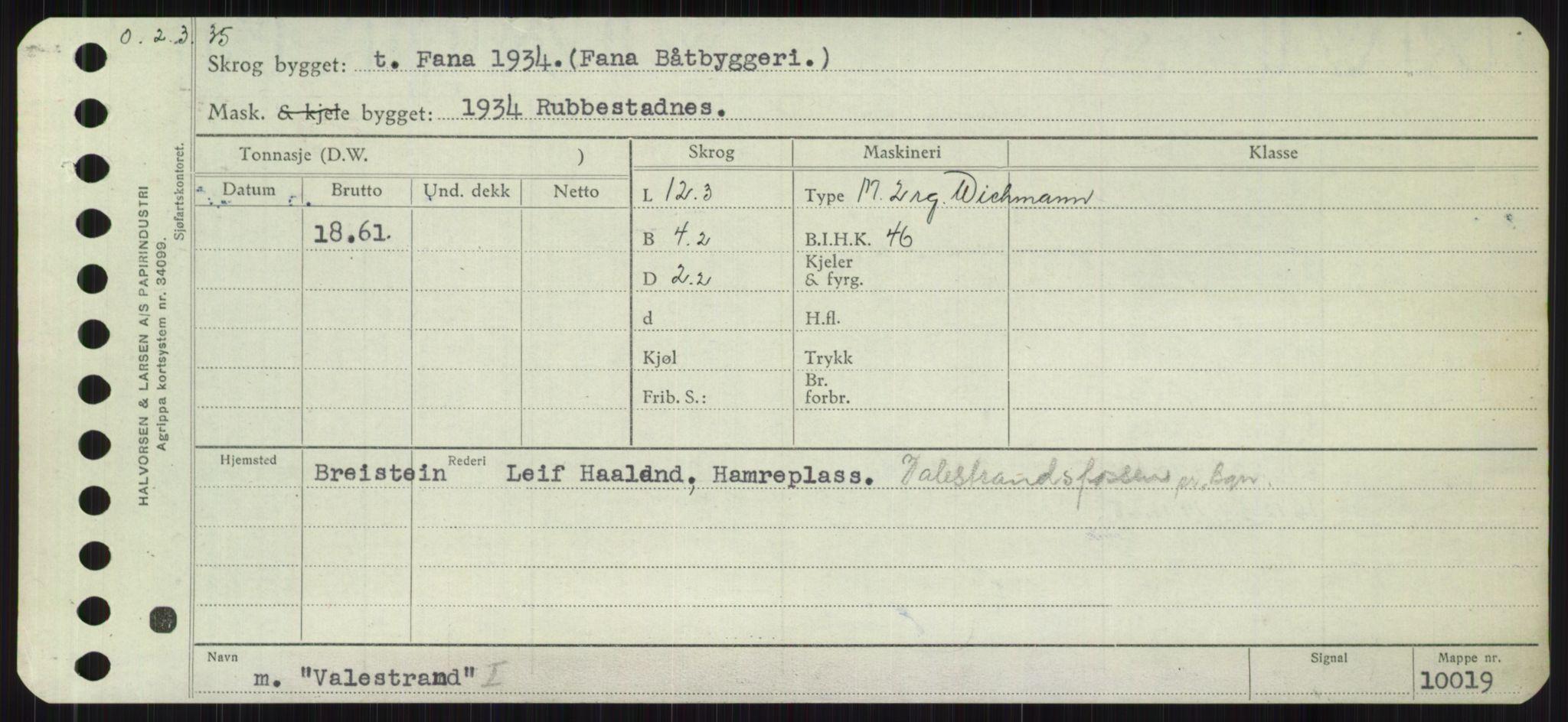 RA, Sjøfartsdirektoratet med forløpere, Skipsmålingen, H/Ha/L0006: Fartøy, Sver-Å, s. 113