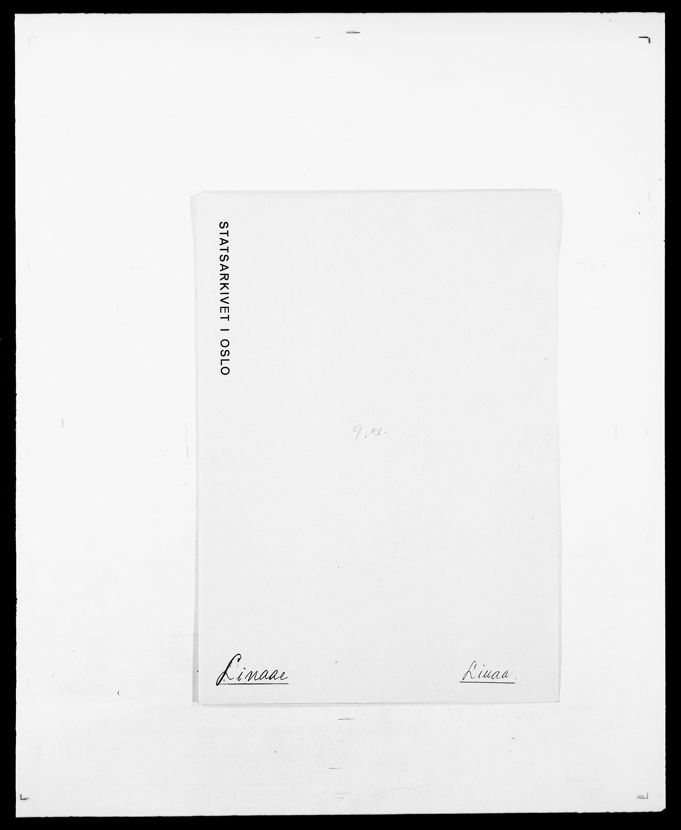 SAO, Delgobe, Charles Antoine - samling, D/Da/L0023: Lau - Lirvyn, s. 644