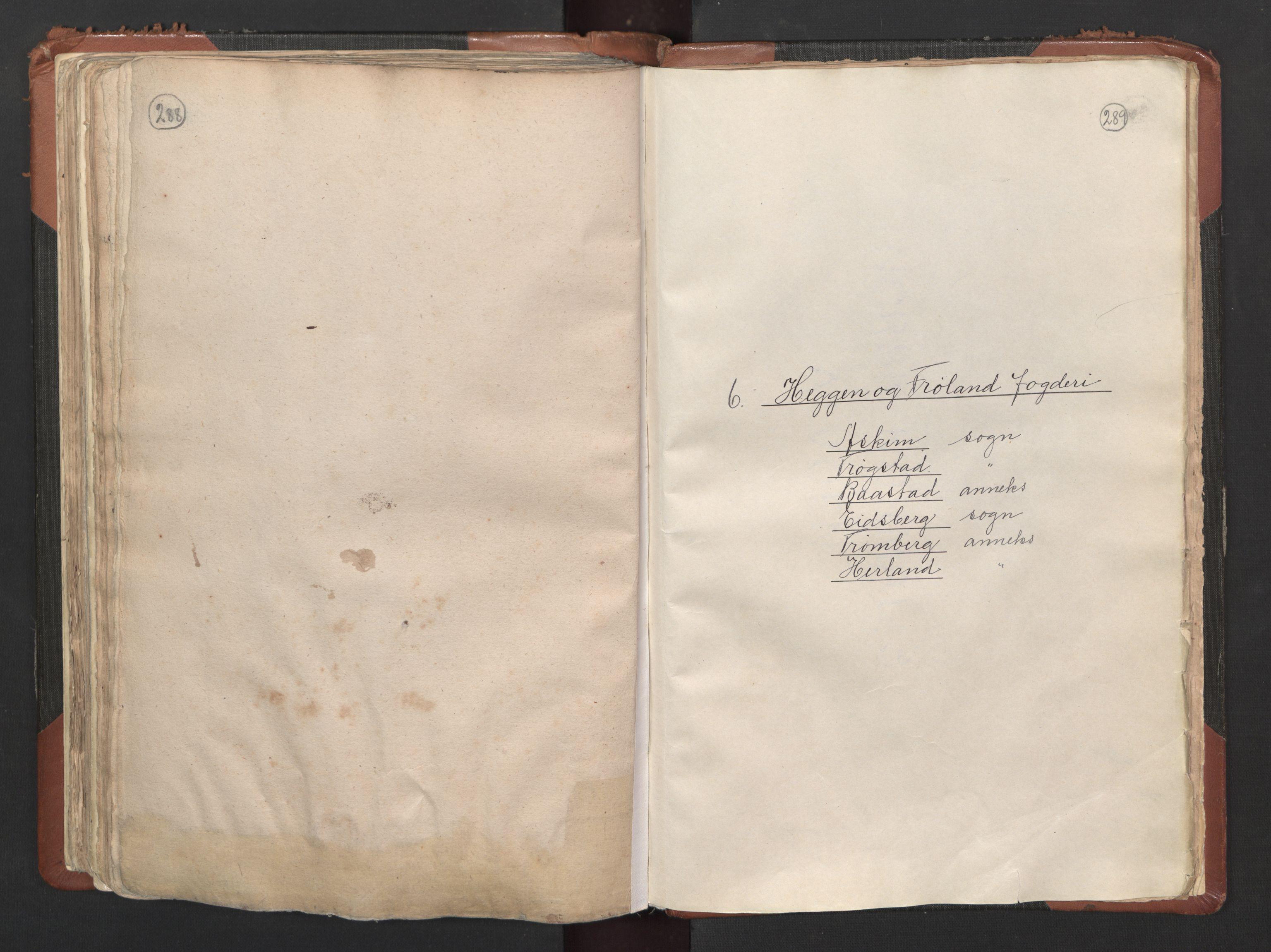RA, Fogdenes og sorenskrivernes manntall 1664-1666, nr. 1: Fogderier (len og skipreider) i nåværende Østfold fylke, 1664, s. 288-289
