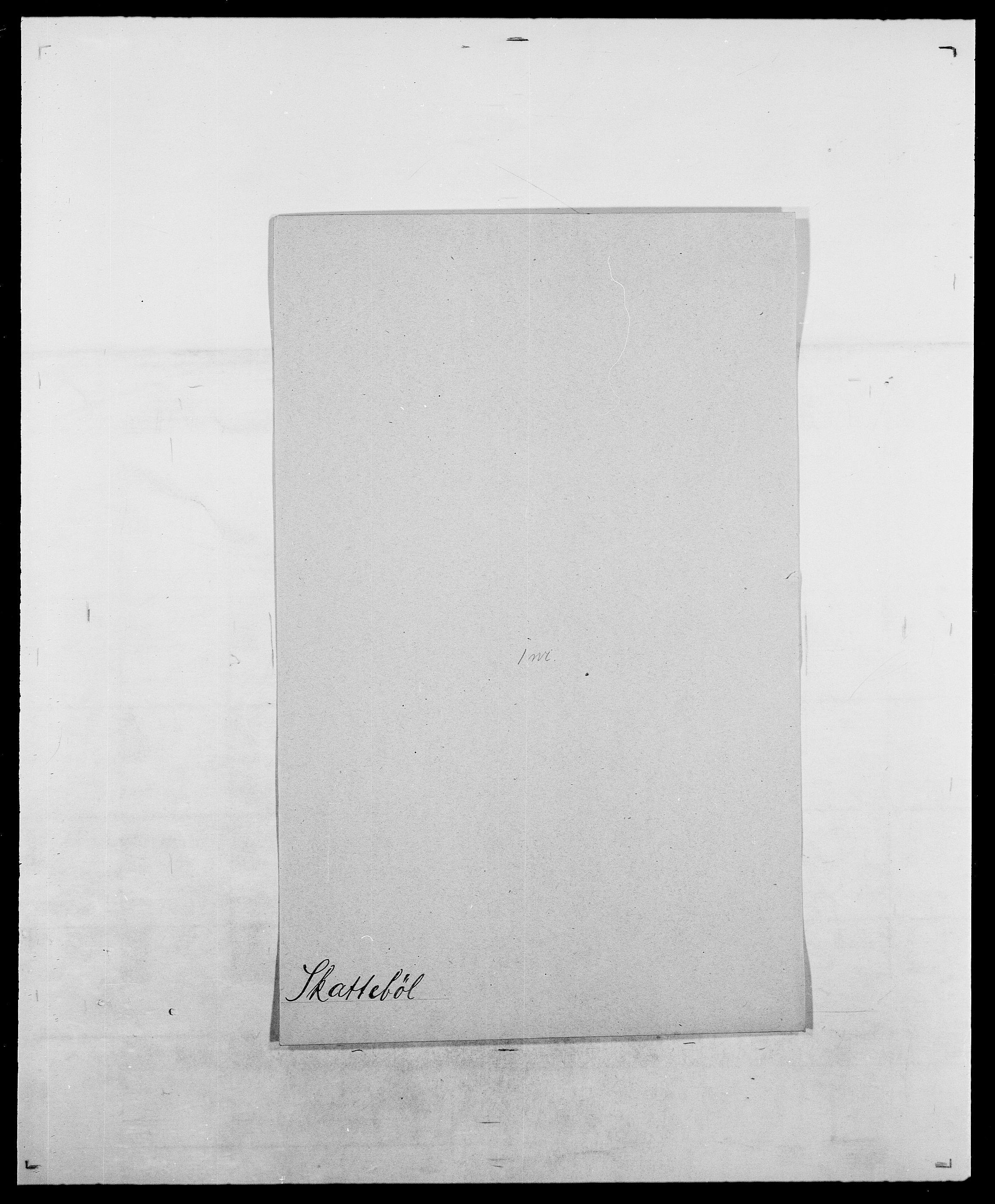 SAO, Delgobe, Charles Antoine - samling, D/Da/L0036: Skaanør - Staverskov, s. 38