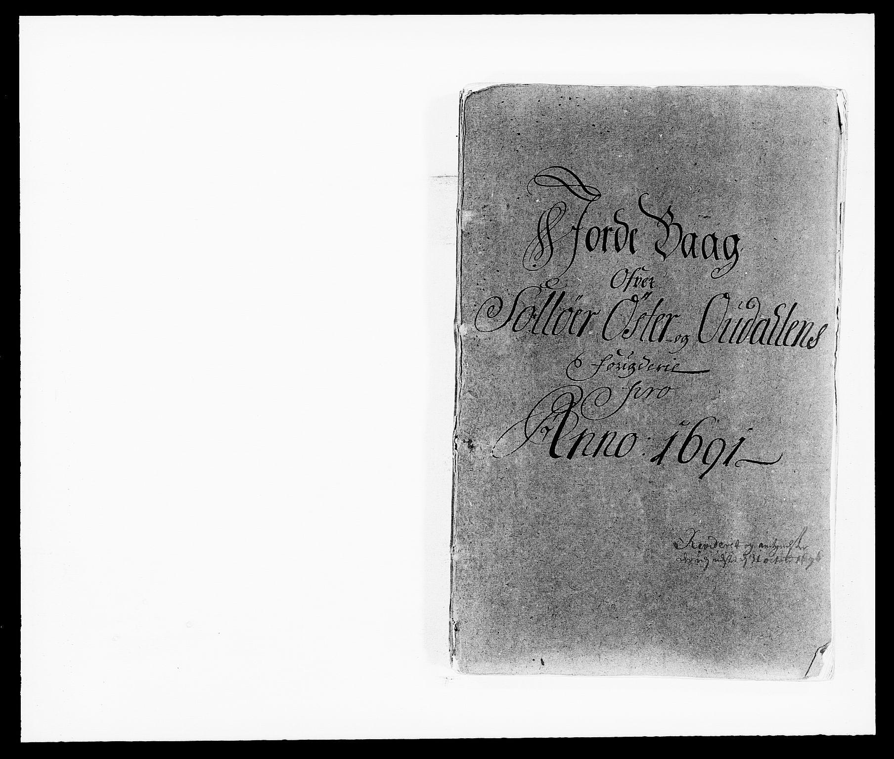 RA, Rentekammeret inntil 1814, Reviderte regnskaper, Fogderegnskap, R13/L0829: Fogderegnskap Solør, Odal og Østerdal, 1691, s. 145