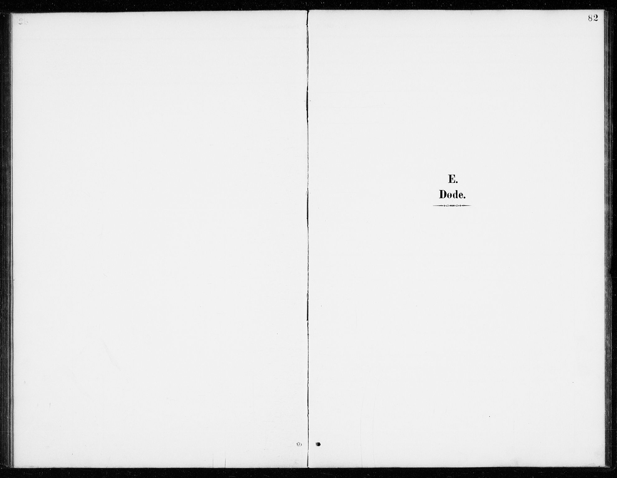 SAKO, Vinje kirkebøker, G/Gb/L0003: Klokkerbok nr. II 3, 1892-1943, s. 82
